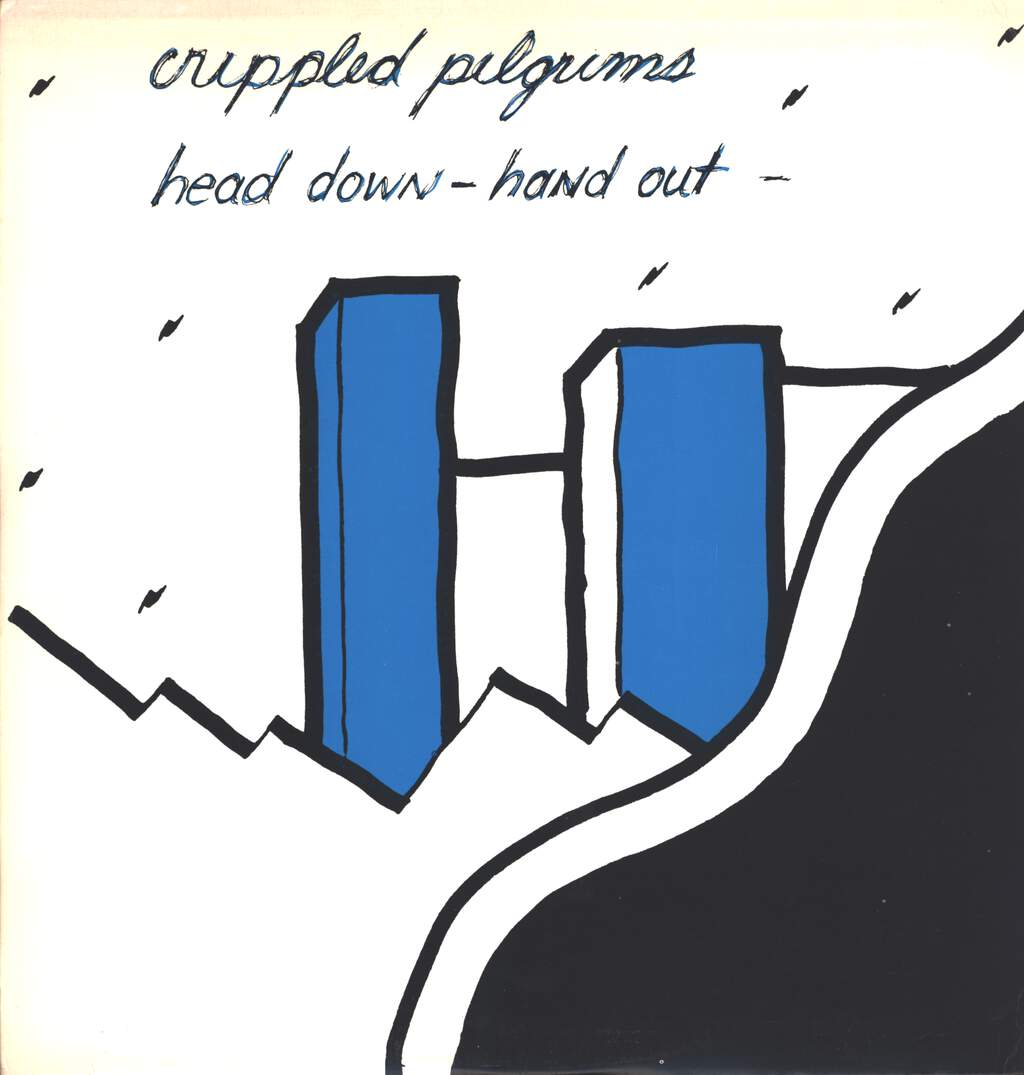 The Crippled Pilgrims: Head Down - Hand Out, Mini LP (Vinyl)