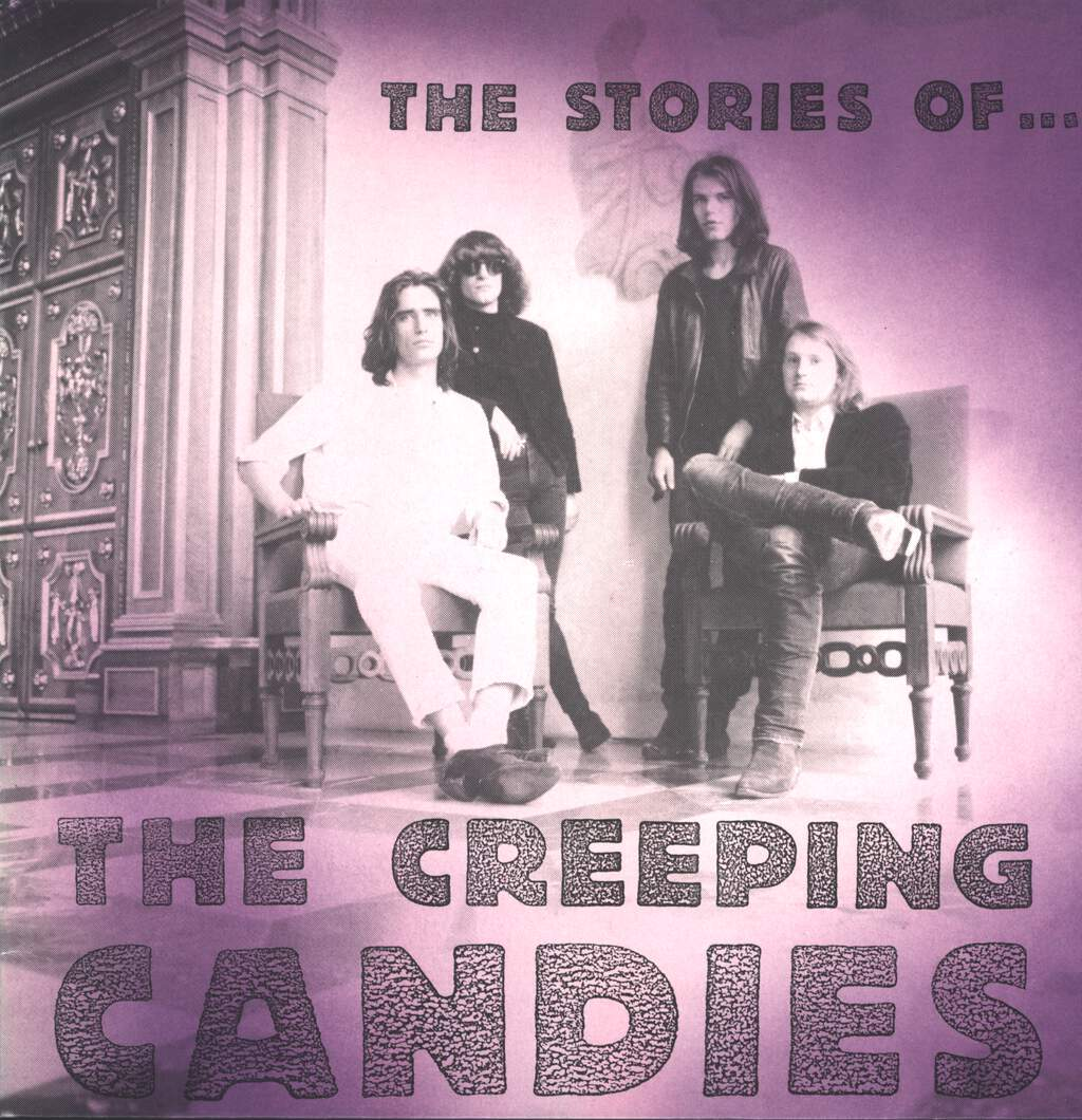 The Creeping Candies: The Stories Of  ... The Creeping Candies, LP (Vinyl)