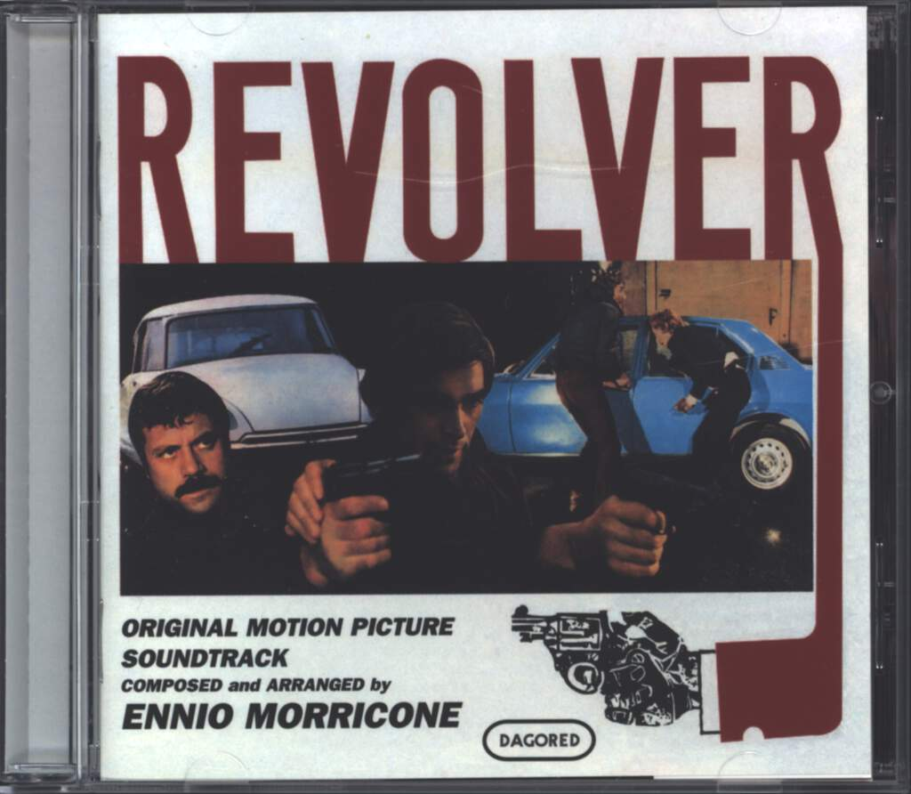 Ennio Morricone: Revolver (Original Soundtrack), CD