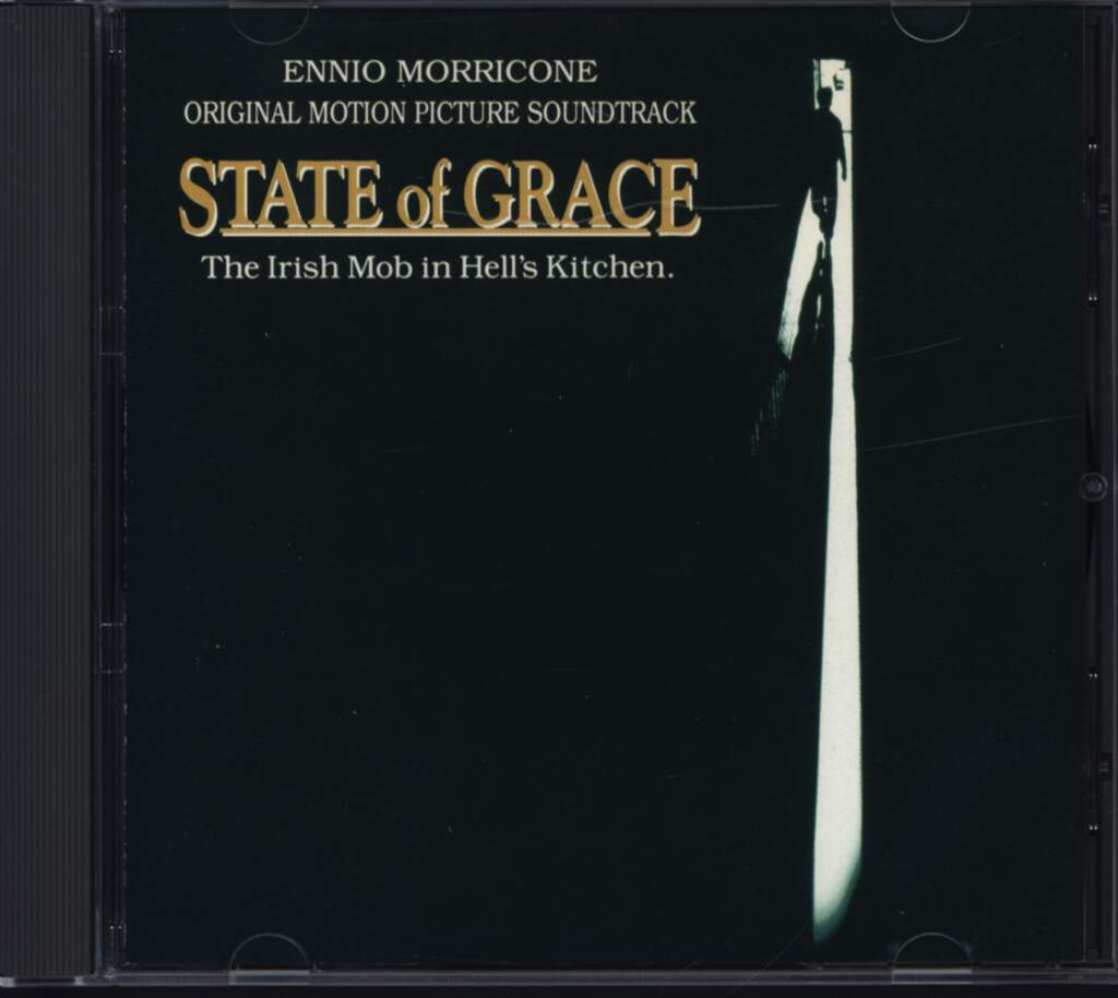 Ennio Morricone: State Of Grace (Original Soundtrack), CD