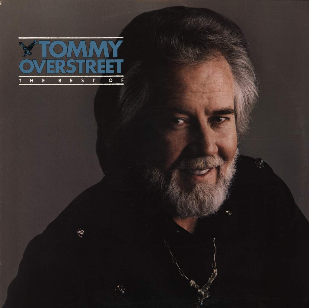Tommy Overstreet: The Best Of, LP (Vinyl)