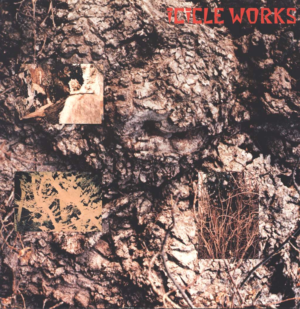 The Icicle Works: The Icicle Works, LP (Vinyl)