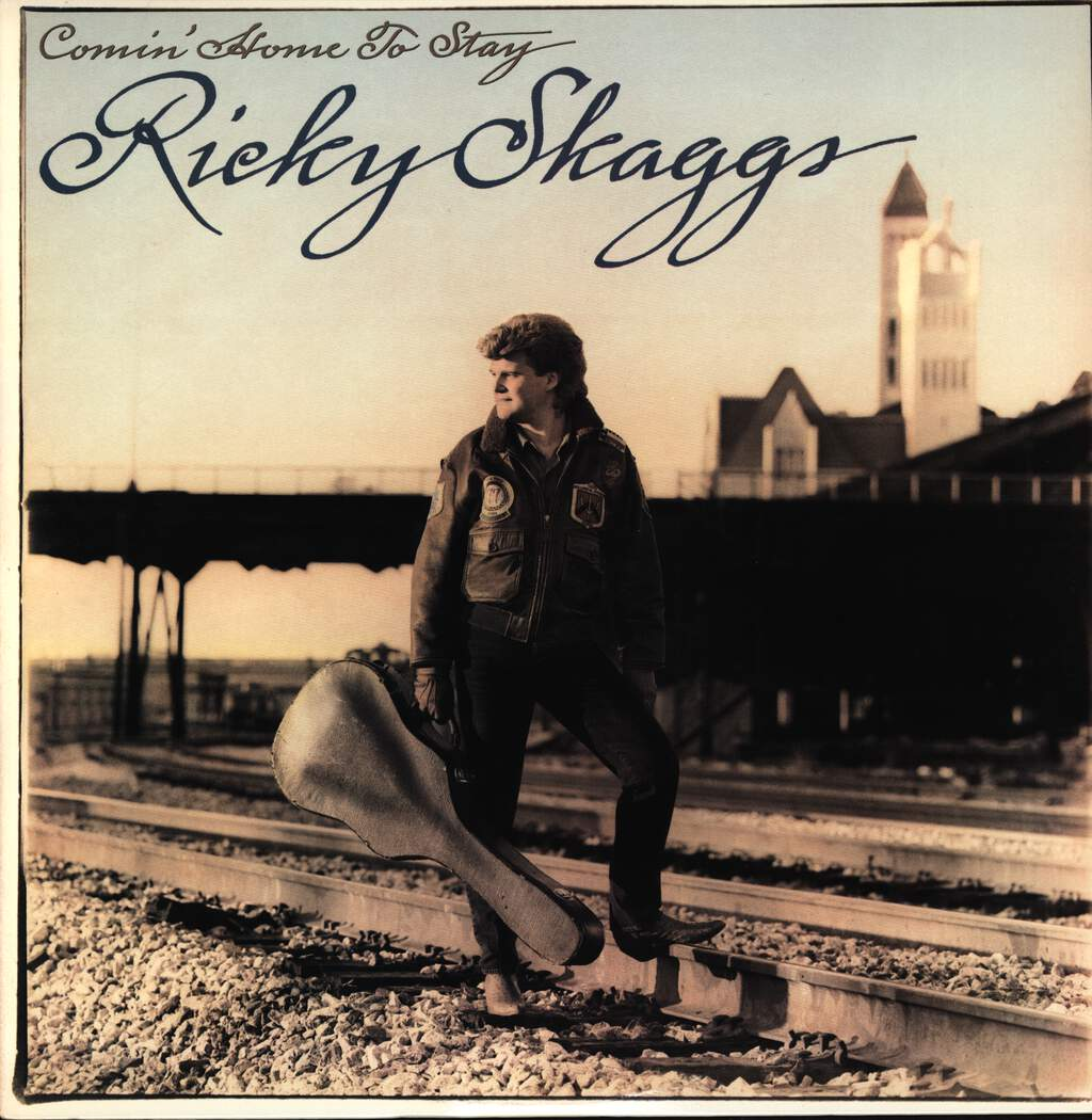 Ricky Skaggs: Comin' Home To Stay, LP (Vinyl)