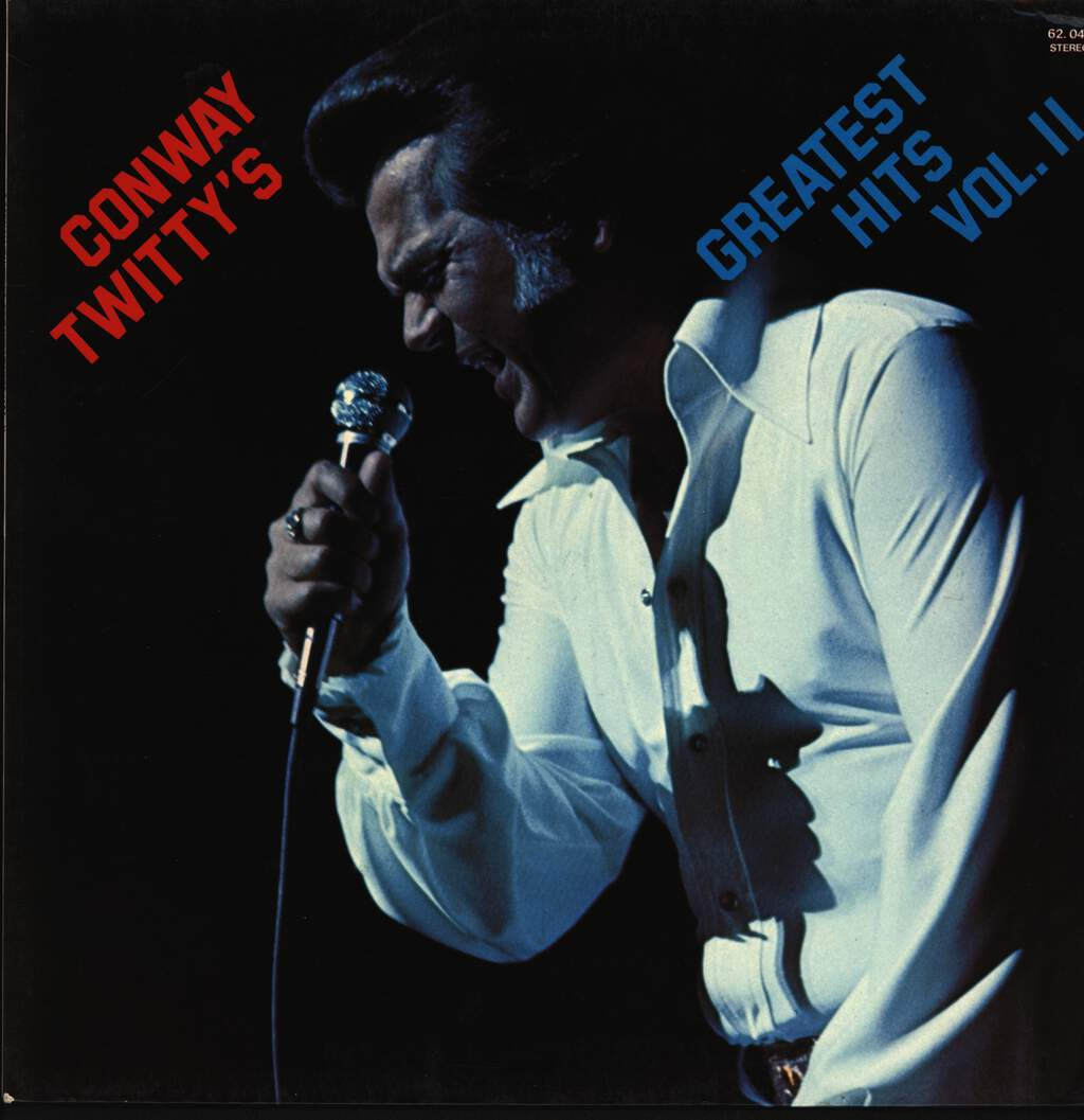Conway Twitty: Conway Twitty's Greatest Hits Vol. II, LP (Vinyl)