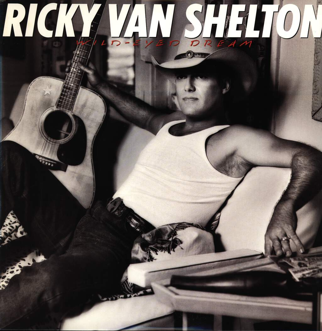 Ricky Van Shelton: Wild-Eyed Dream, LP (Vinyl)