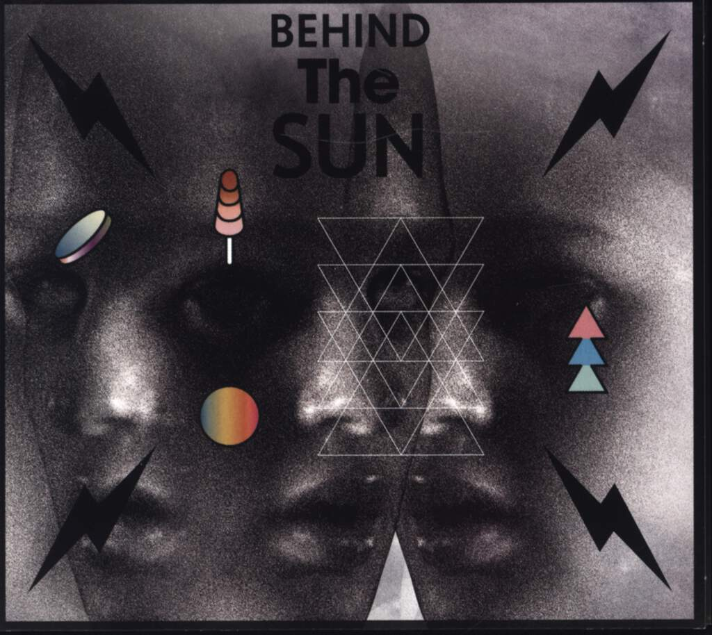 Motorpsycho: Behind The Sun, CD