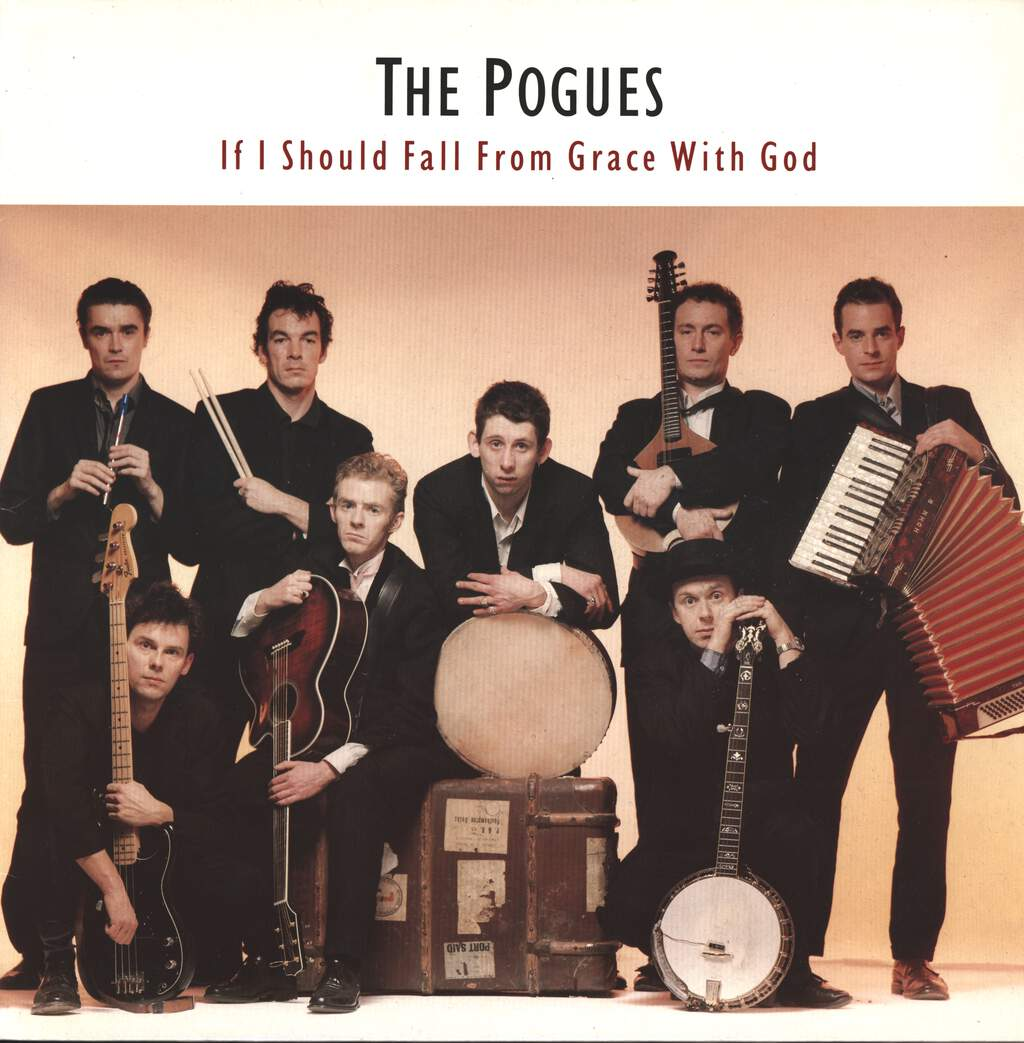 The Pogues: If I Should Fall From Grace With God, LP (Vinyl)