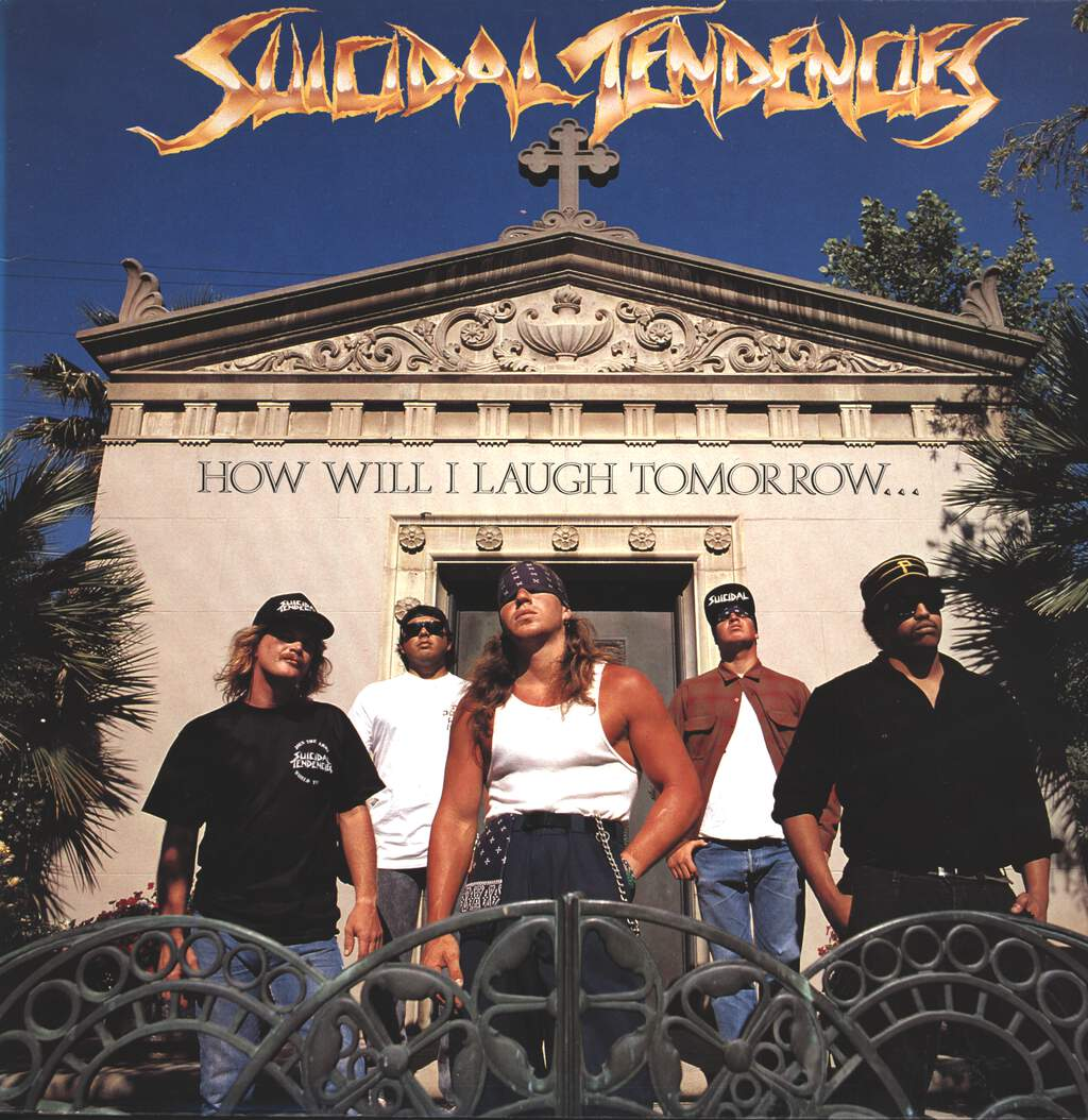 Suicidal Tendencies: How Will I Laugh Tomorrow... When I Can't Even Smile Today, LP (Vinyl)