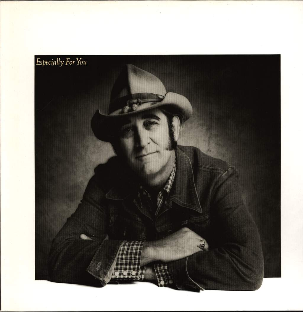 Don Williams: Especially For You, LP (Vinyl)