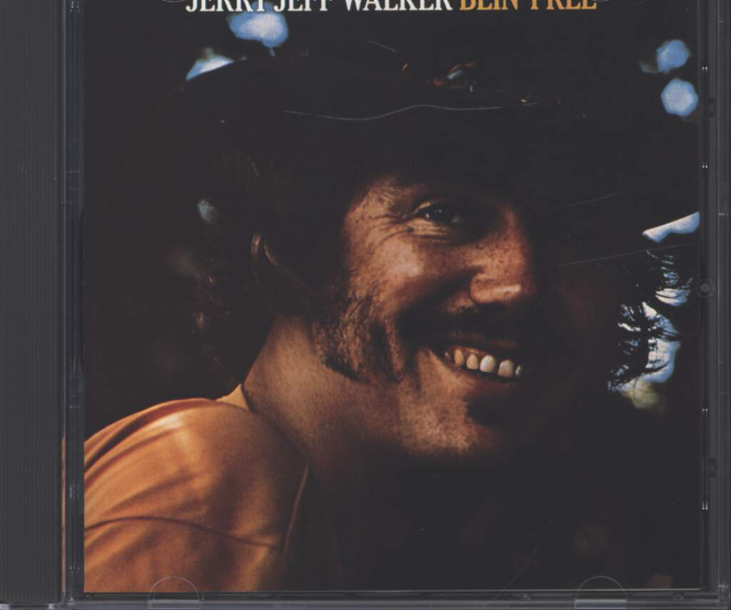 Jerry Jeff Walker: Bein' Free, CD