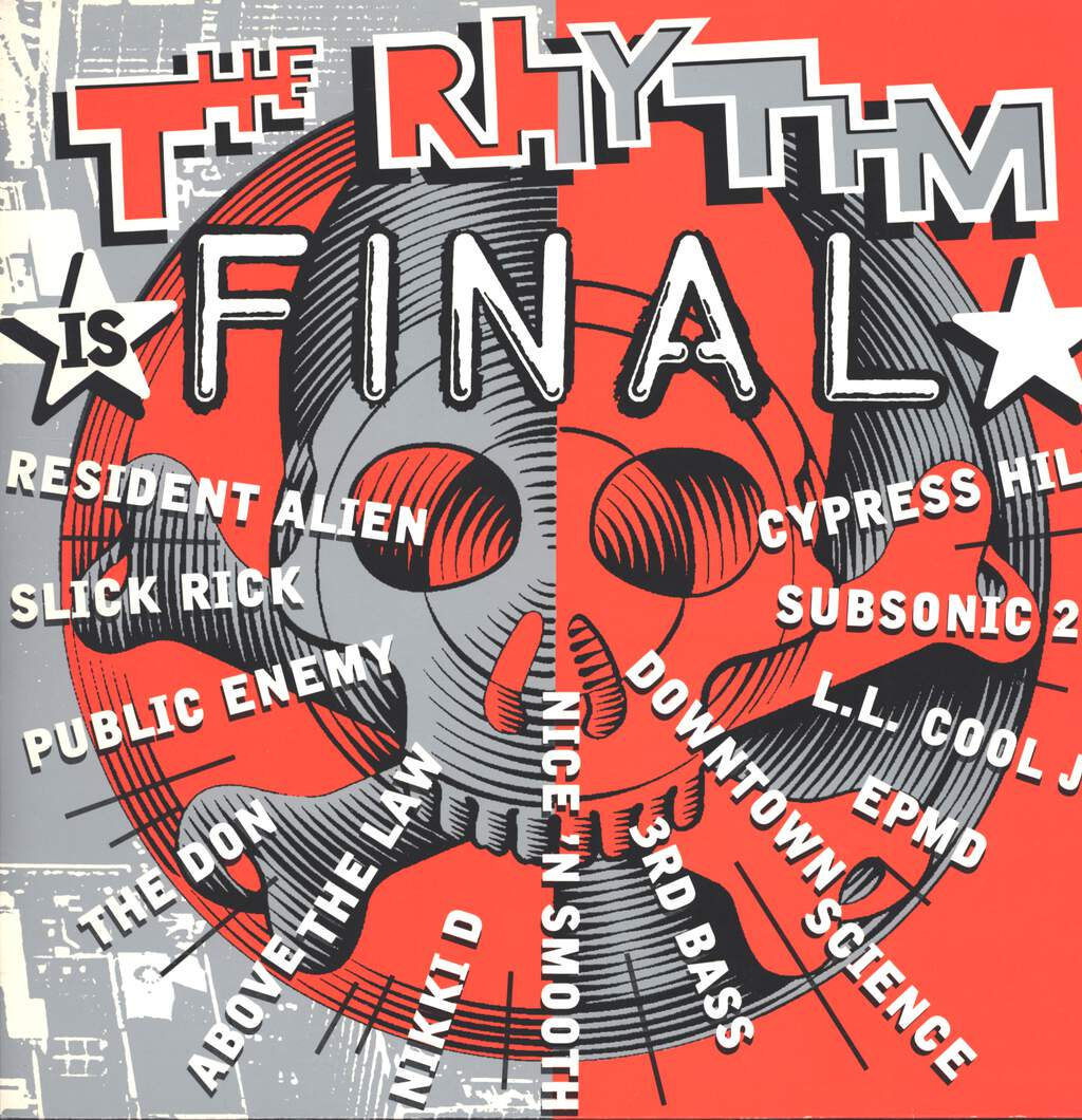 Various: The Rhythm Is Final, LP (Vinyl)
