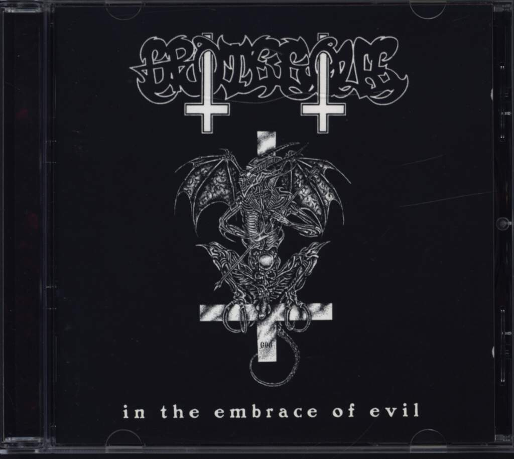 Grotesque: In The Embrace Of Evil, CD