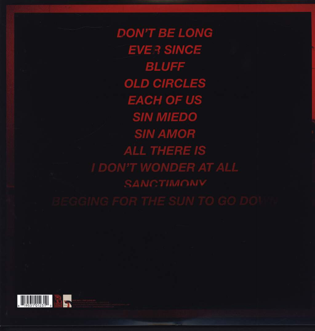 Make Do And Mend: Don't Be Long, LP (Vinyl)