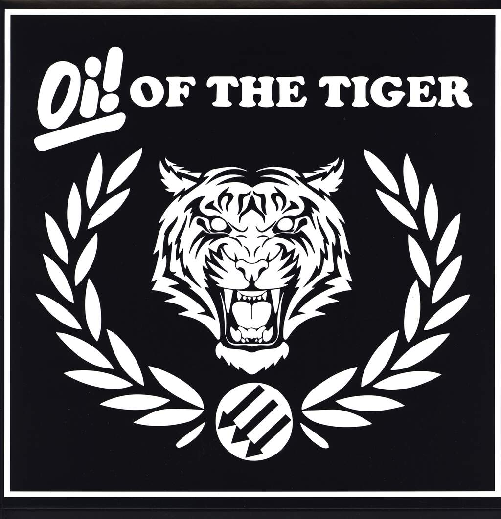 Oi! Of The Tiger: R.A.S.H., LP (Vinyl)