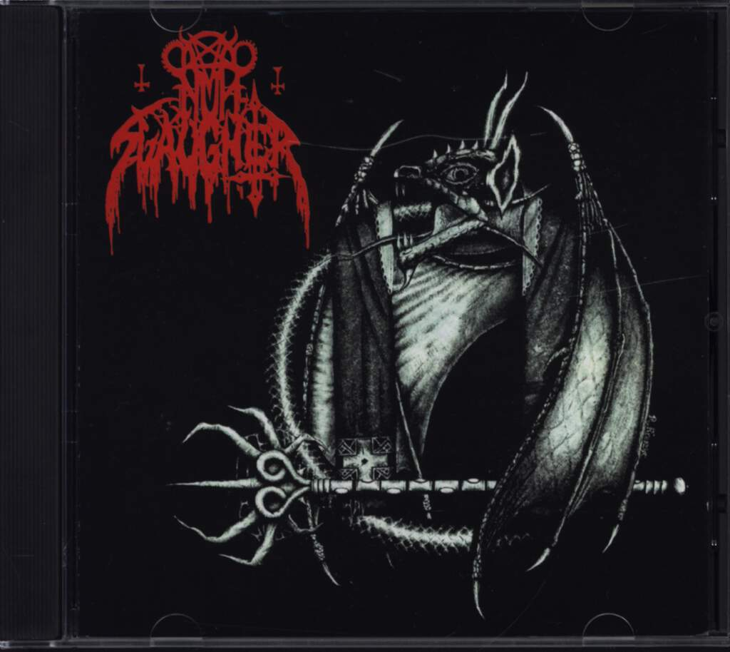 Nunslaughter: Open Sepulchre, CD