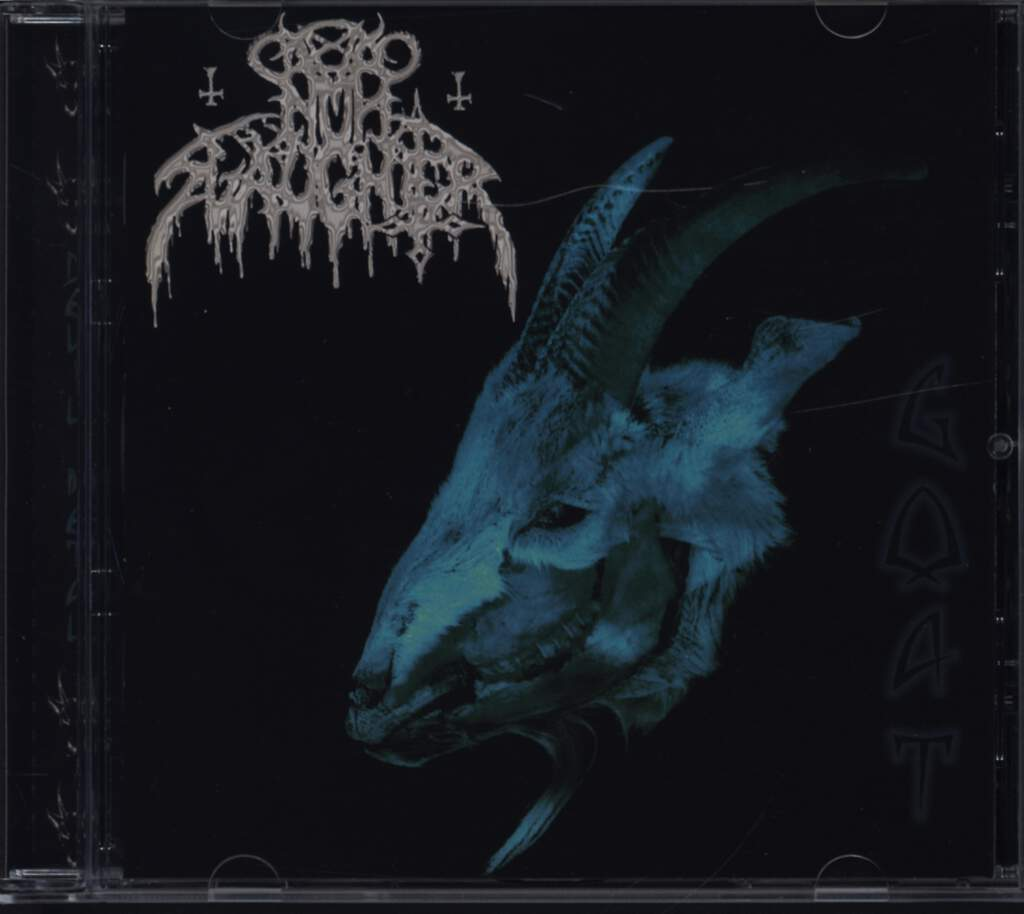 Nunslaughter: Goat, CD