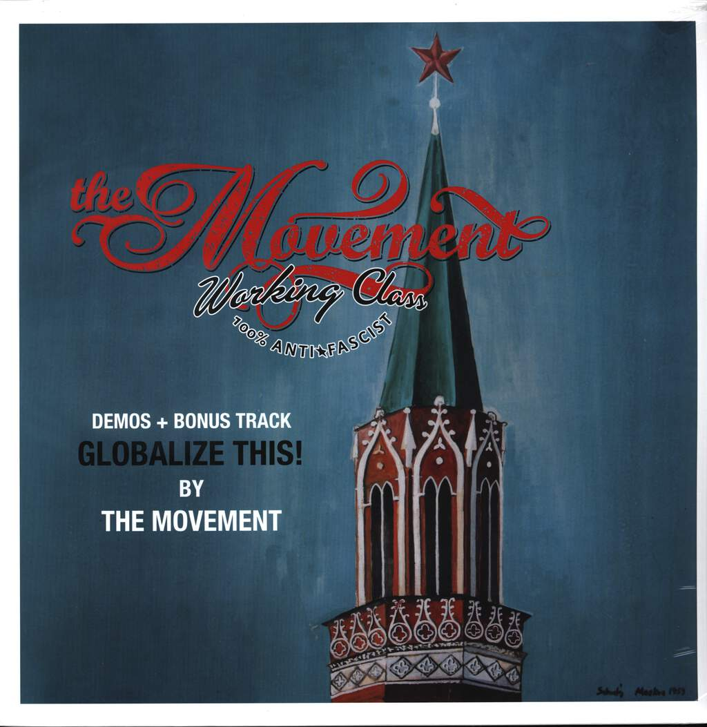 The Movement: Globalize This!, LP (Vinyl)