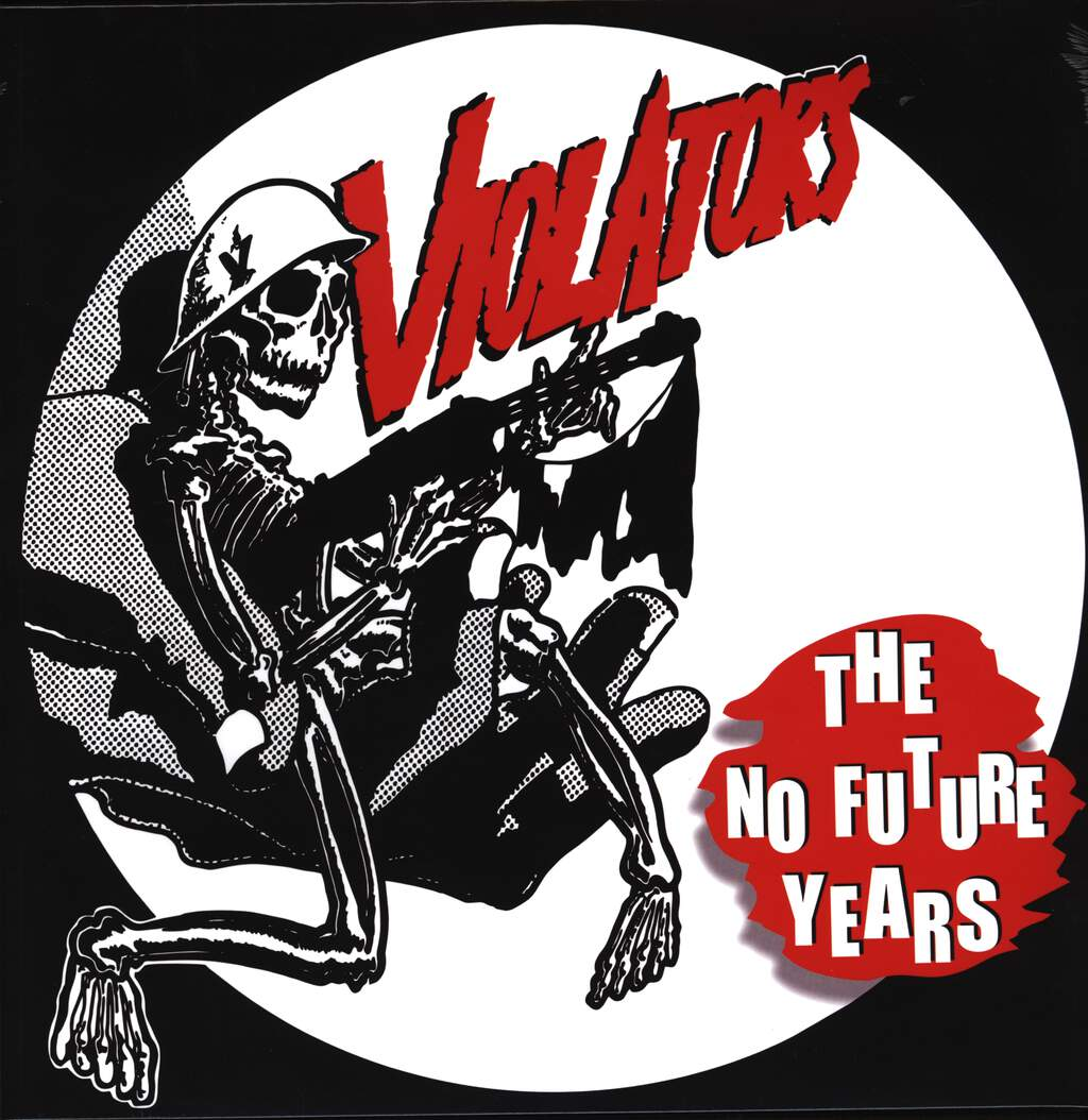 Violators: The No Future Years, LP (Vinyl)