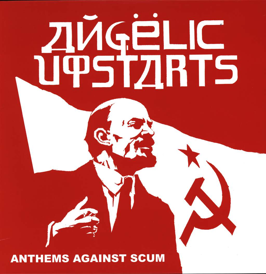 Angelic Upstarts: Anthems Against Scum, LP (Vinyl)