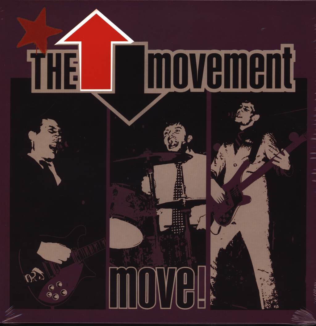 The Movement: Move!, LP (Vinyl)
