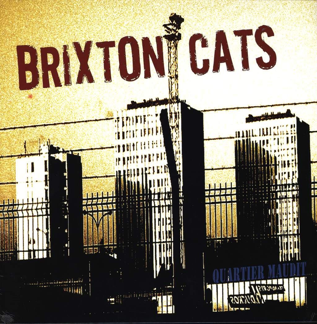 Brixton Cats: Quartier Maudit, LP (Vinyl)