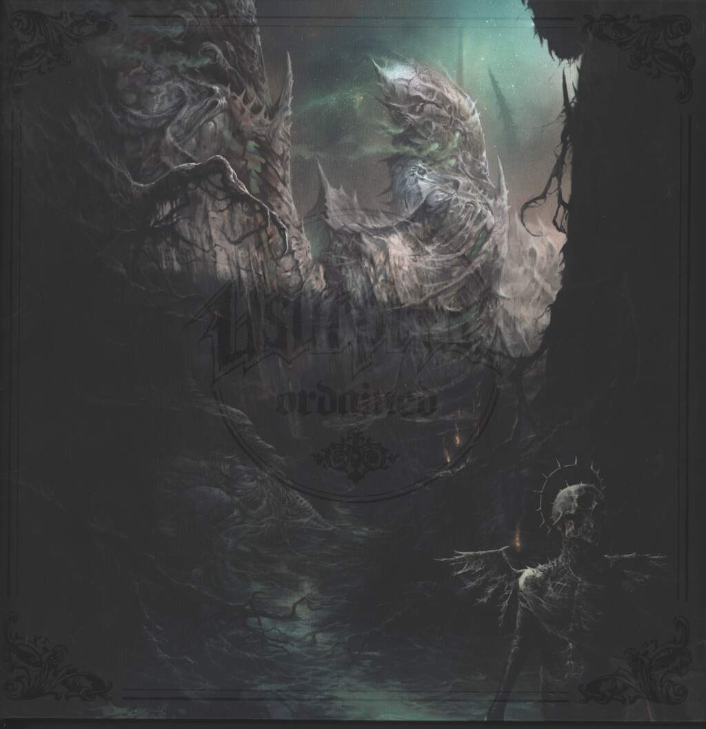 Usurpress: Ordained, LP (Vinyl)
