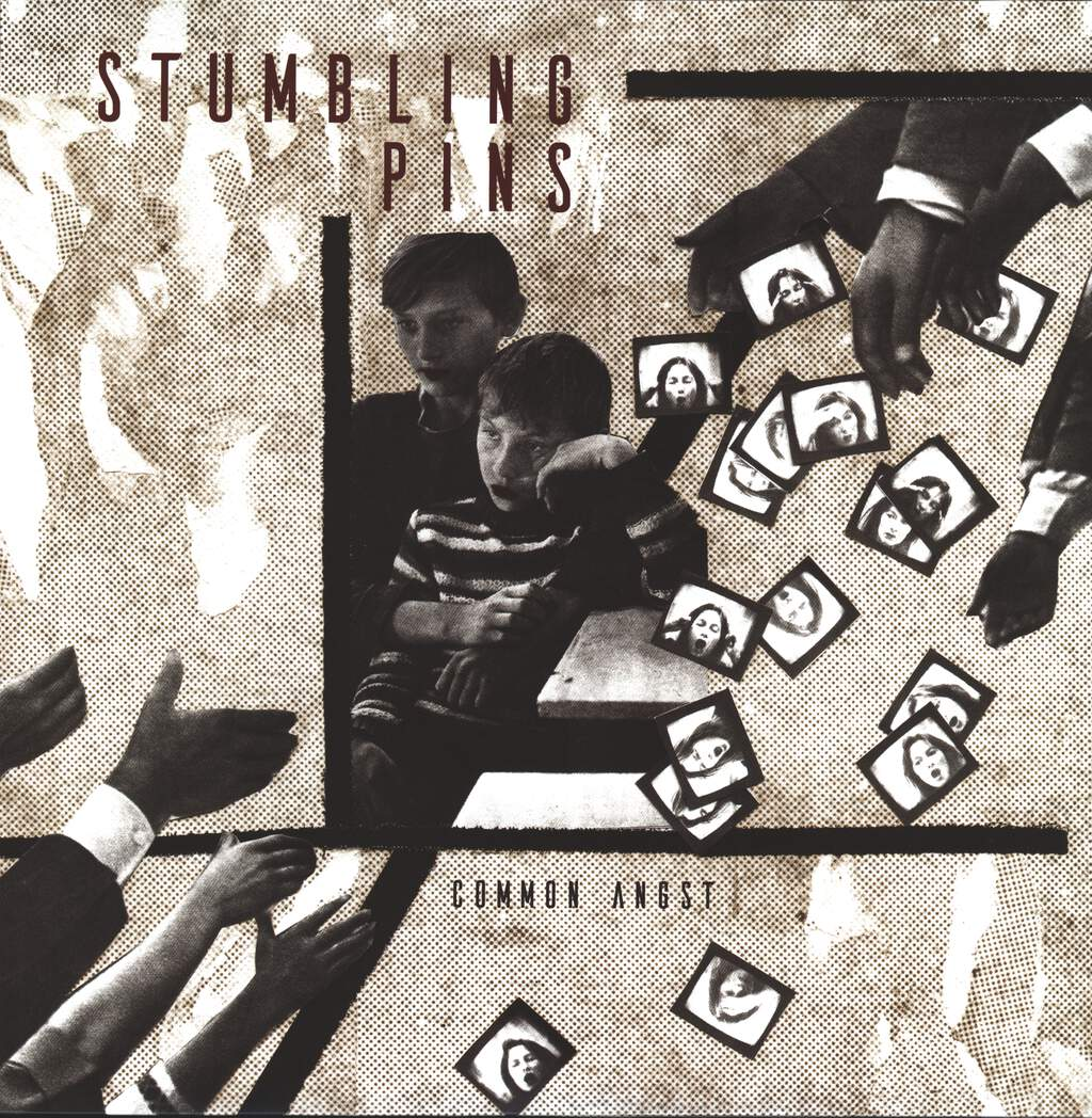 Stumbling Pins: Common Angst, LP (Vinyl)