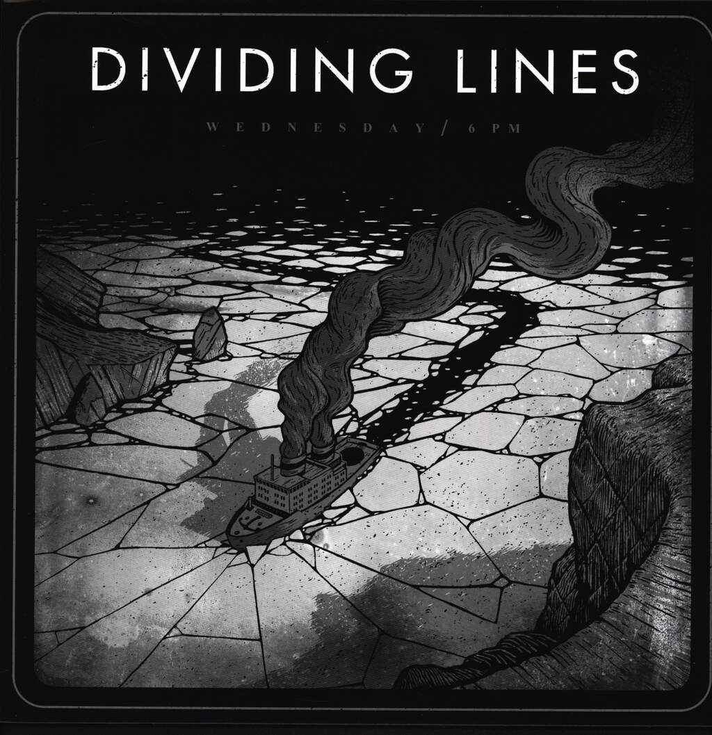 Dividing Lines: Wednesday / 6pm, LP (Vinyl)