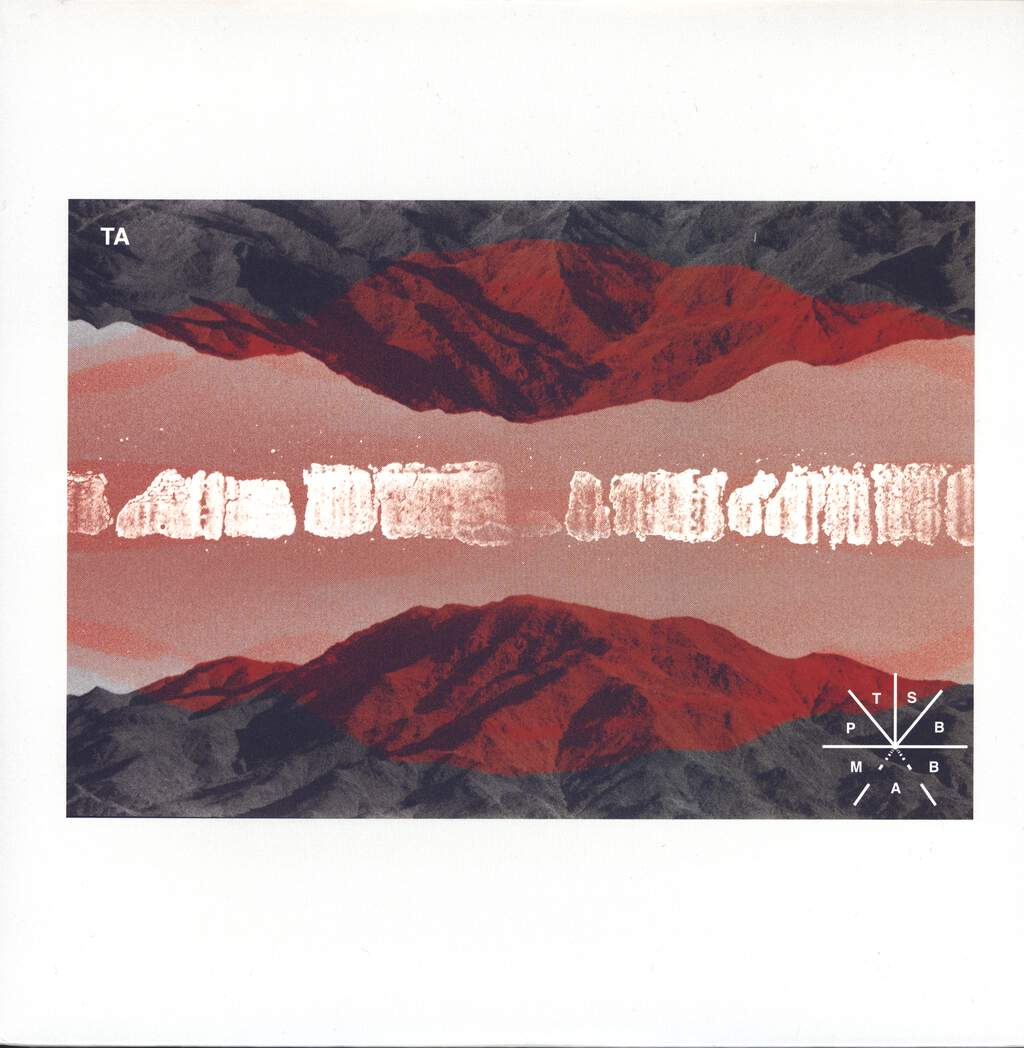 Touché Amoré: Parting The Sea Between Brightness And Me, LP (Vinyl)