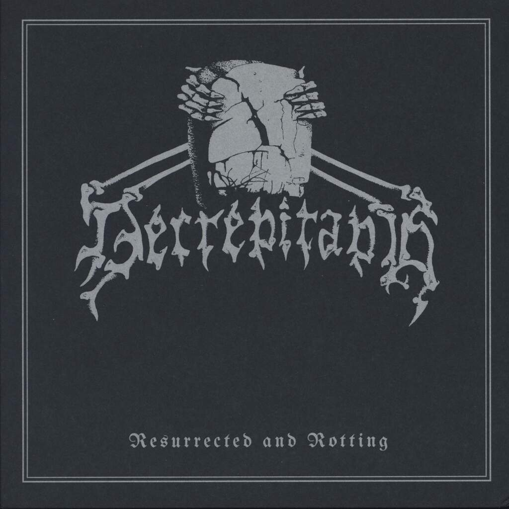 "Decrepitaph: Resurrected And Rotting, 7"" Single (Vinyl)"