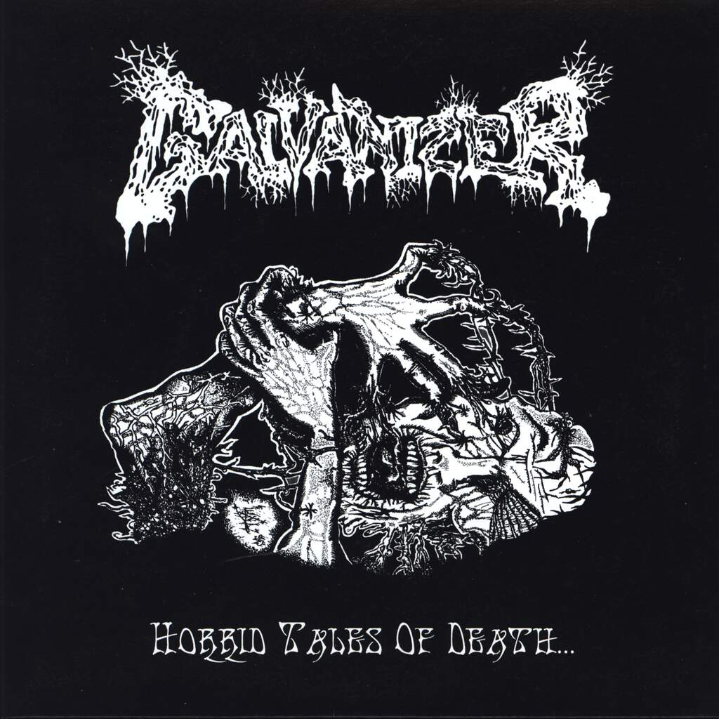 "Galvanizer: Horrid Tales Of Death..., 7"" Single (Vinyl)"