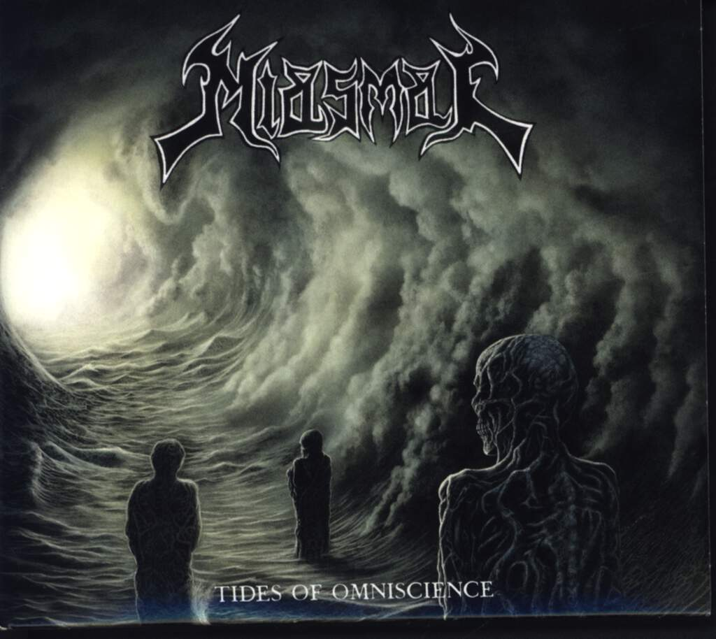 Miasmal: Tides Of Omniscience, CD