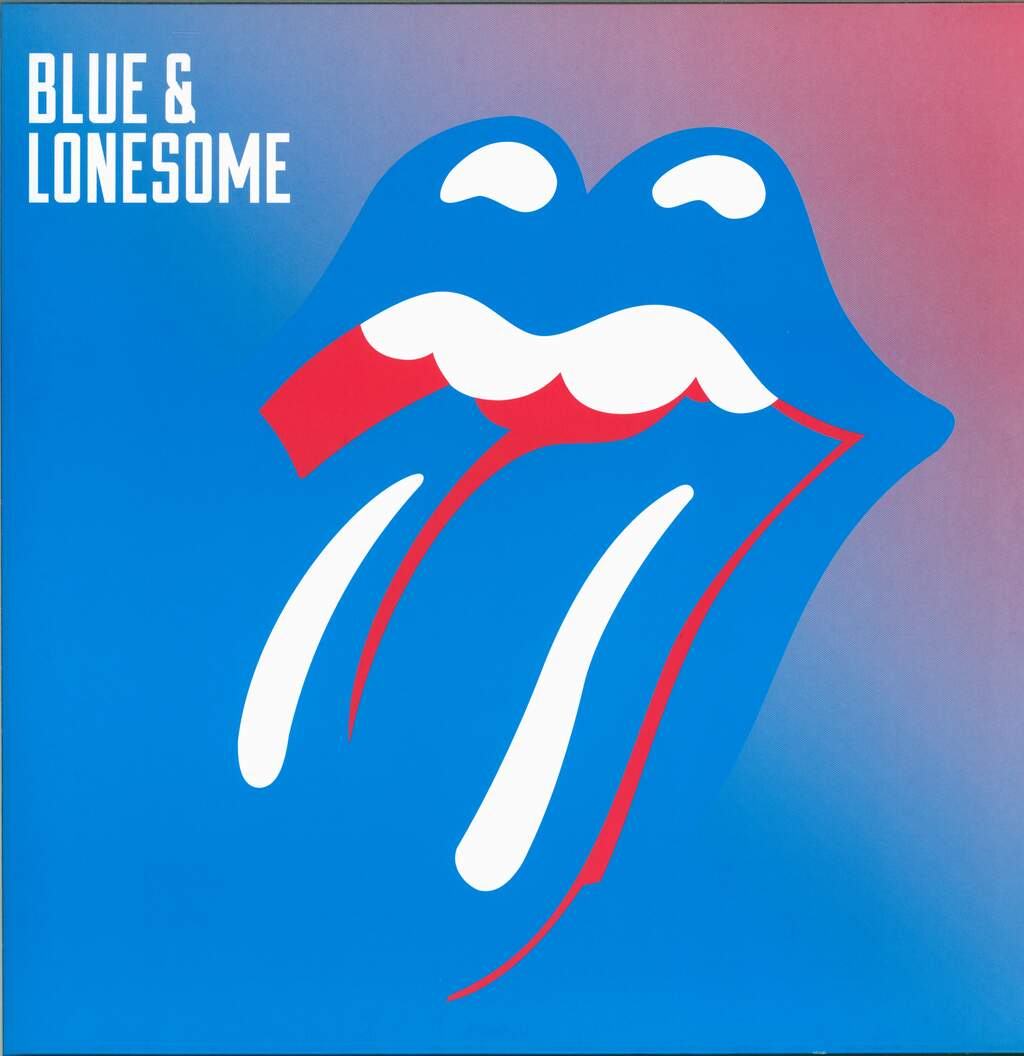 The Rolling Stones: Blue & Lonesome, 2×LP (Vinyl)