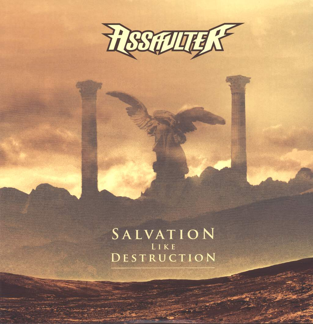 Assaulter: Salvation Like Destruction, LP (Vinyl)