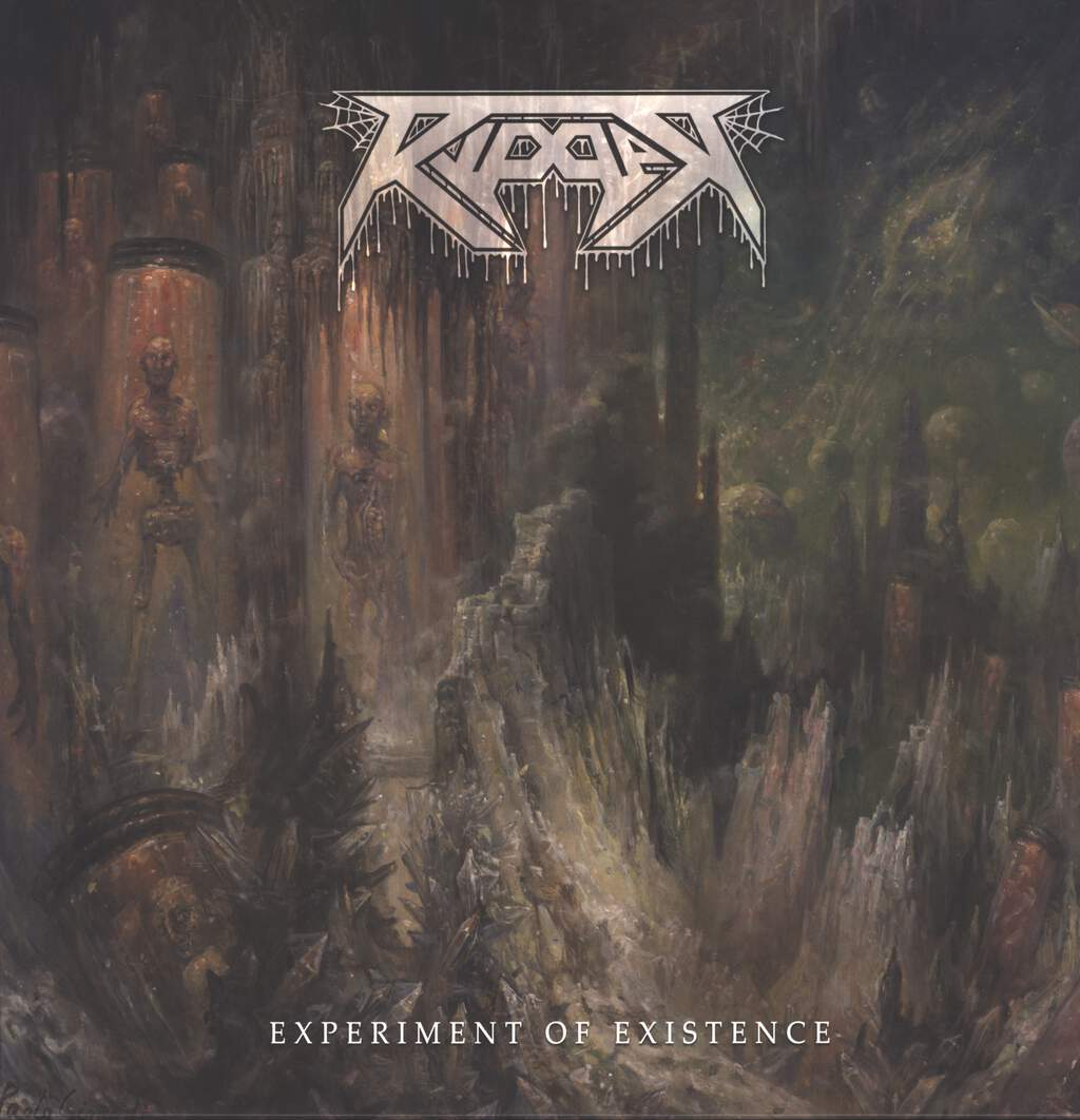Ripper: Experiment Of Existence, LP (Vinyl)