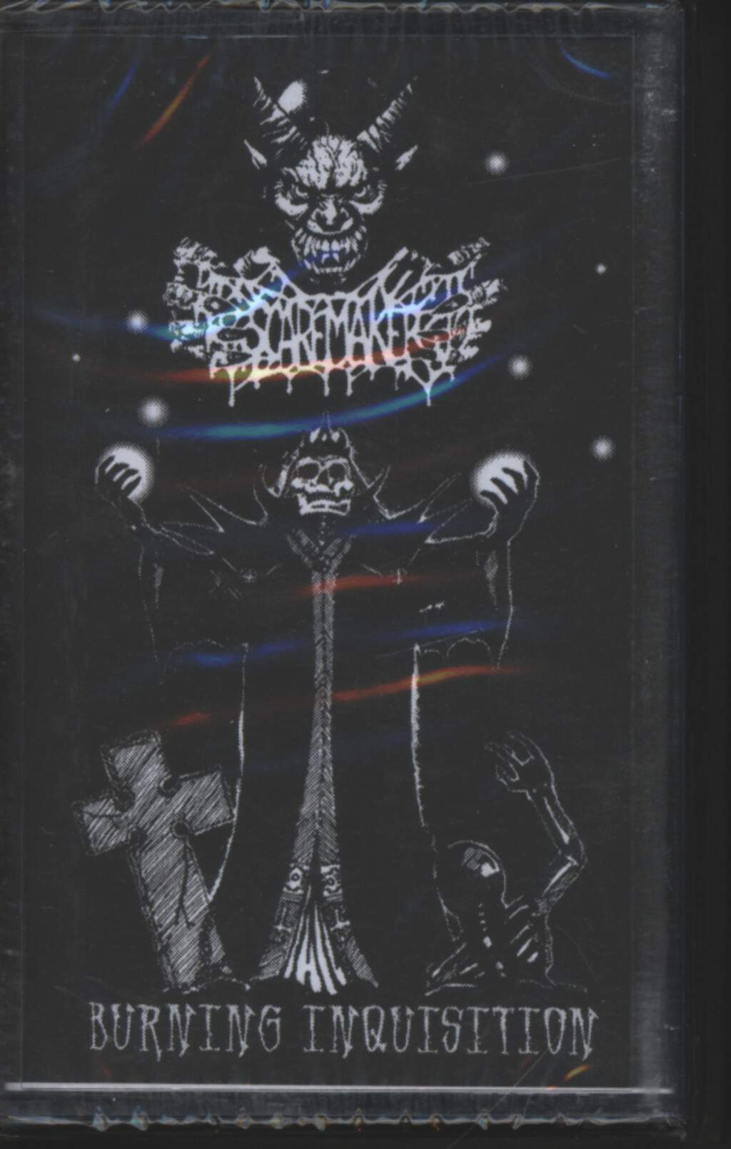 Scaremaker: Burning Inquisition, Compact Cassette