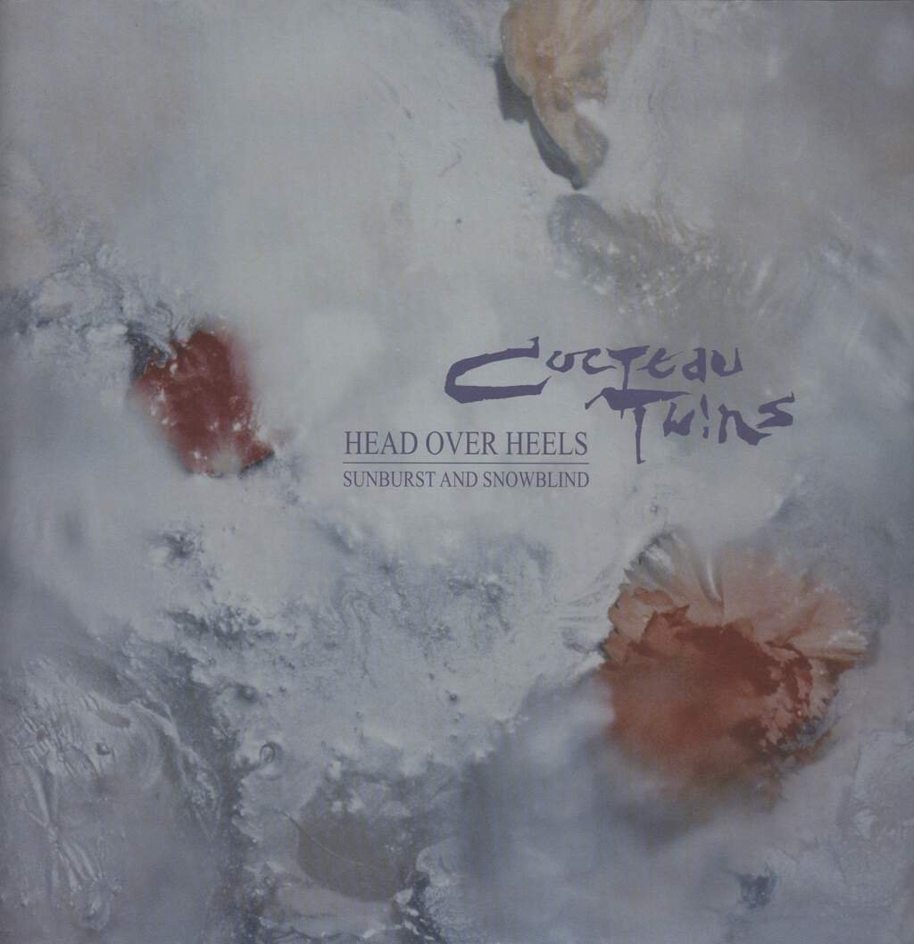 Cocteau Twins: Head Over Heels / Sunburst And Snowblind, LP (Vinyl)