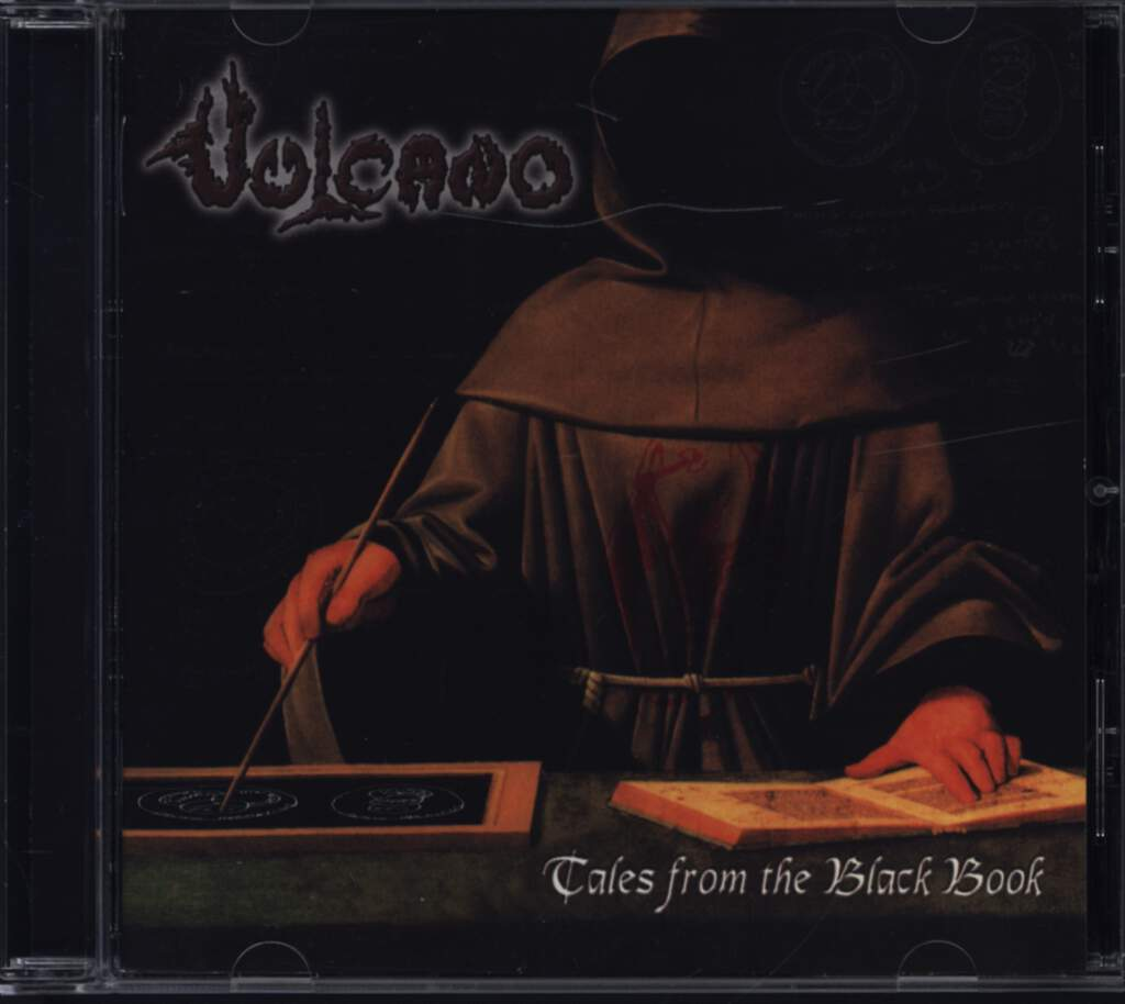 Vulcano: Tales From The Black Book, CD