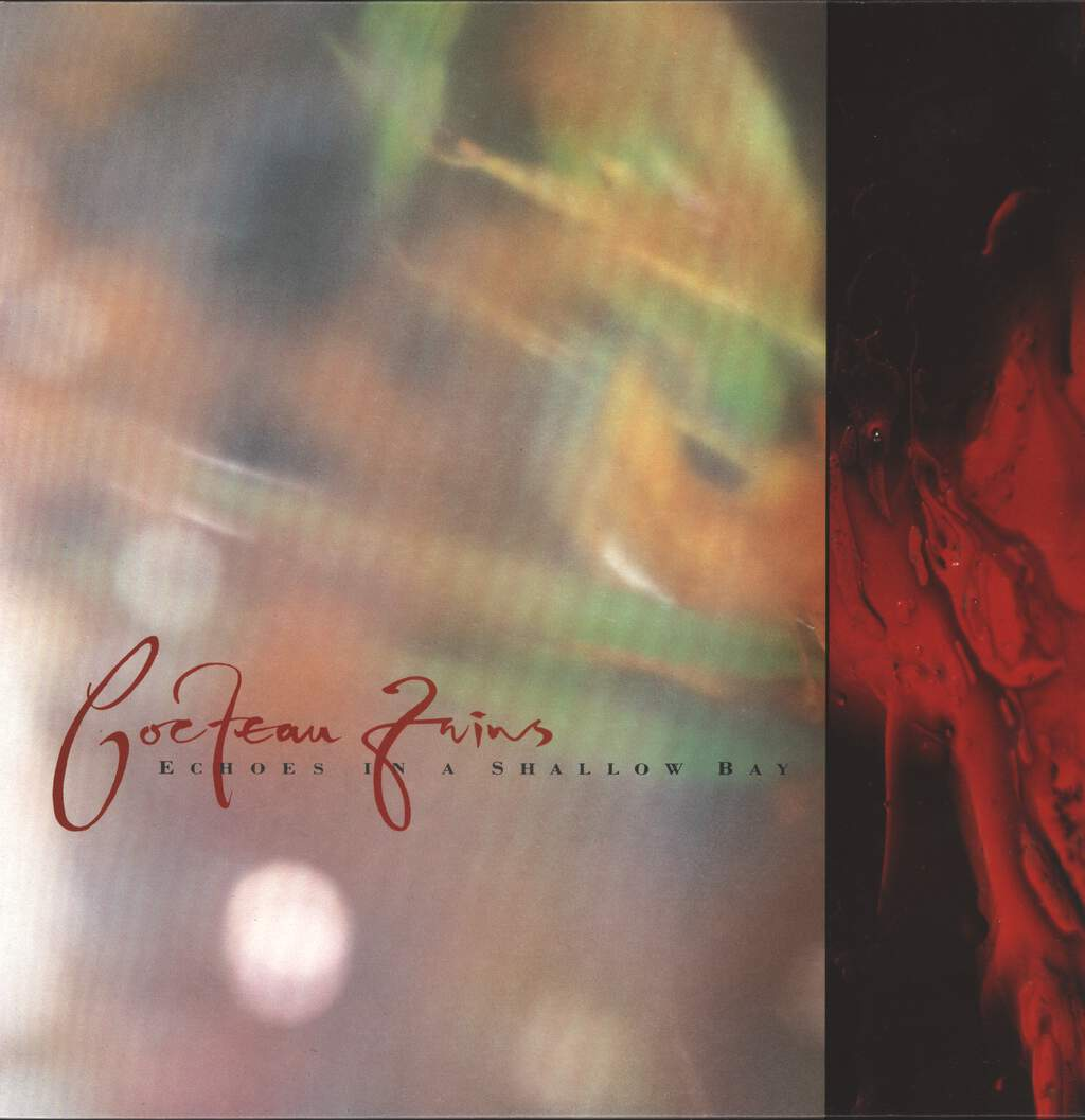 "Cocteau Twins: Echoes In A Shallow Bay, 12"" Maxi Single (Vinyl)"