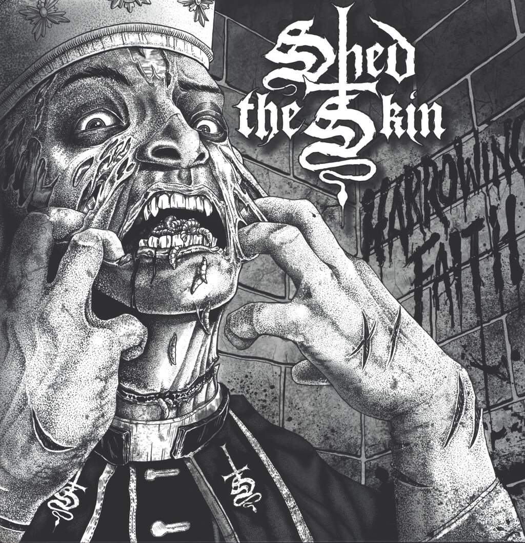 Shed The Skin: Harrowing Faith, LP (Vinyl)