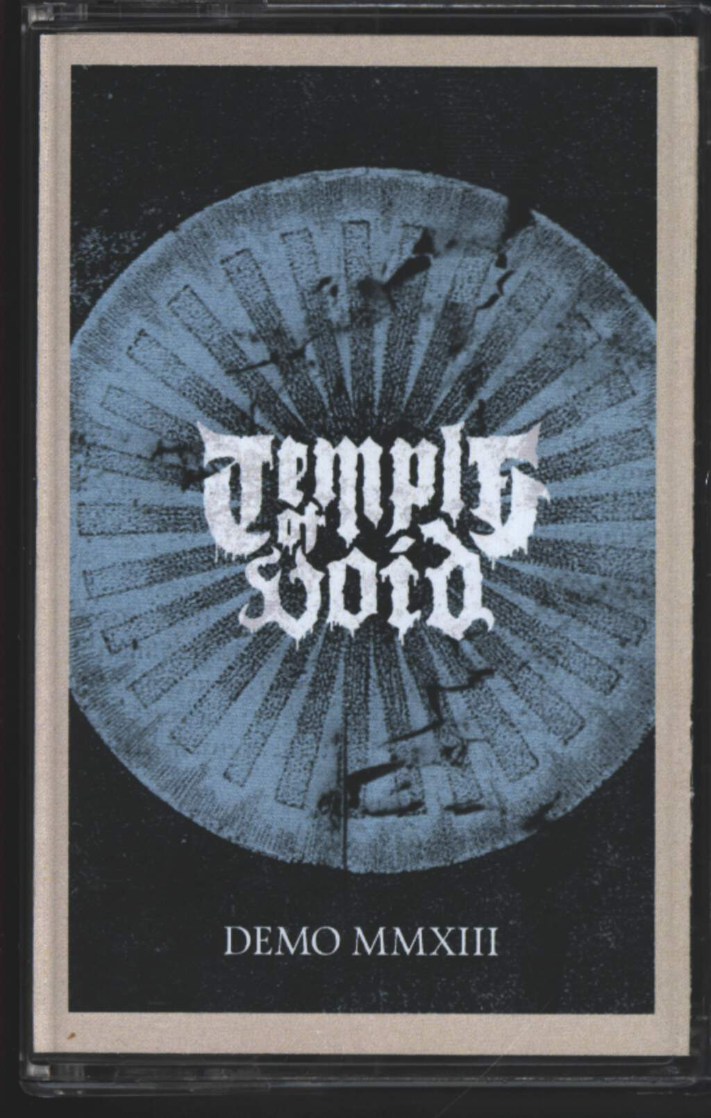 Temple Of Void: Demo MMXIII, Compact Cassette
