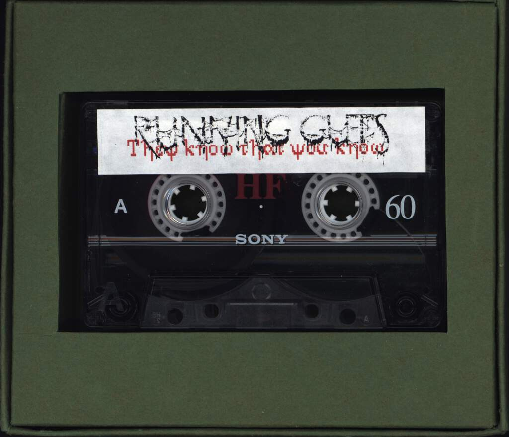Running Guts: They Know That You Know..., Compact Cassette