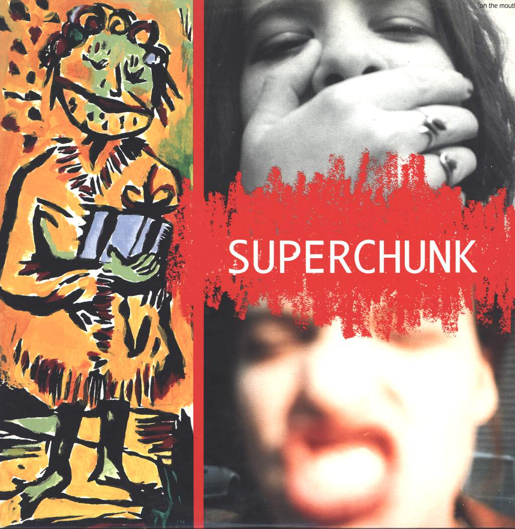 Superchunk: On The Mouth, LP (Vinyl)