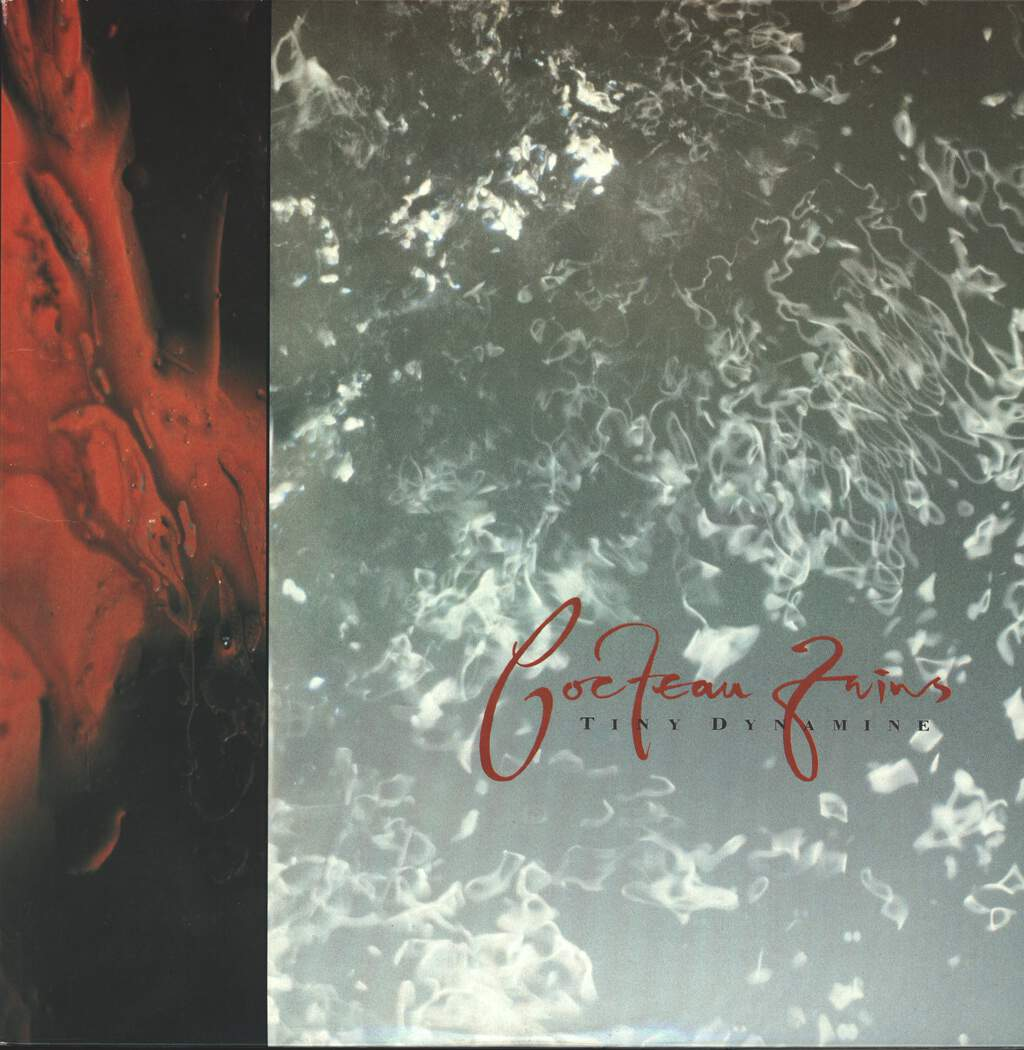 "Cocteau Twins: Tiny Dynamine / Echoes In A Shallow Bay, 12"" Maxi Single (Vinyl)"