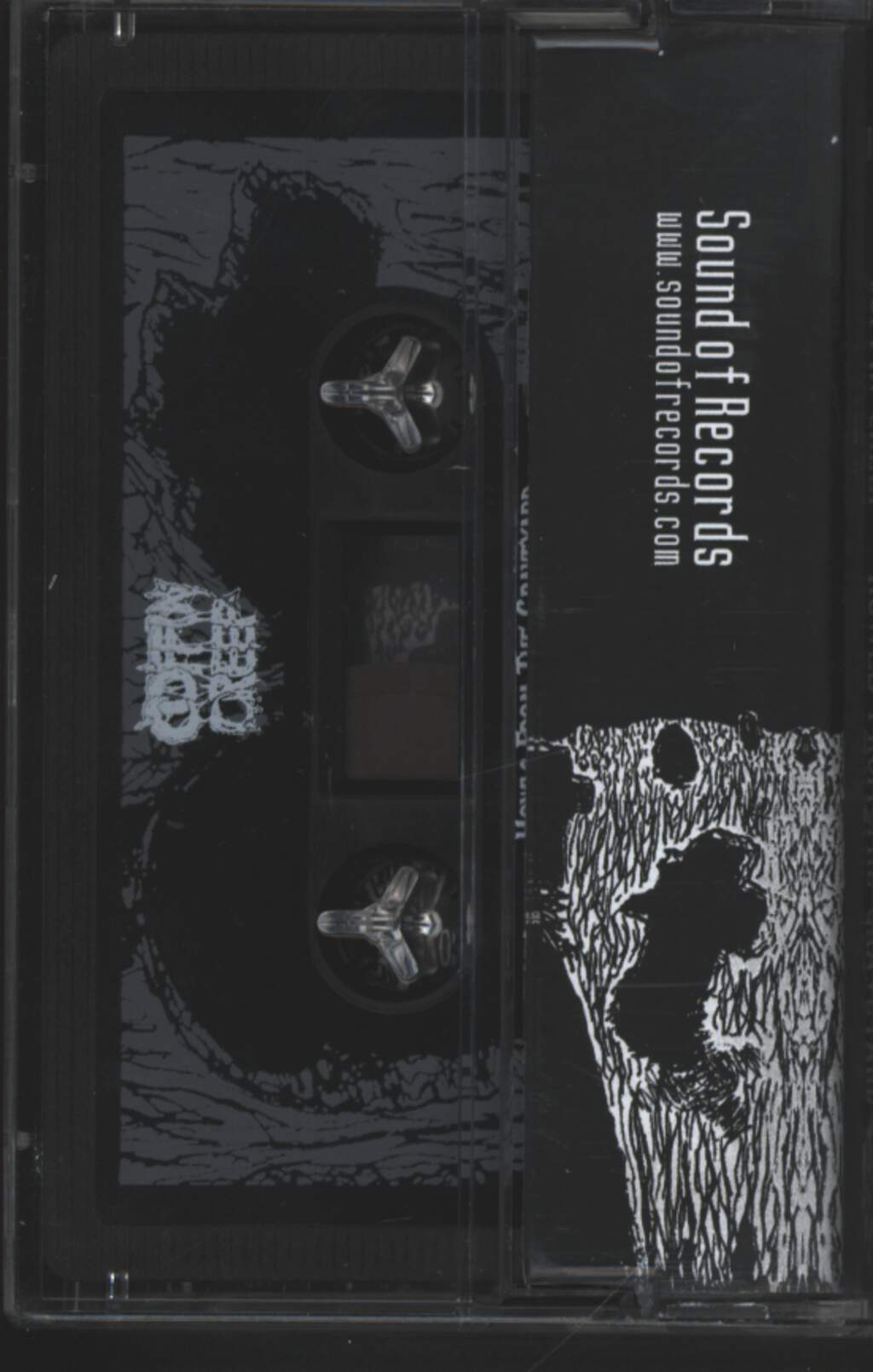 Coffin Creep: Howls From The Graveyard, Compact Cassette
