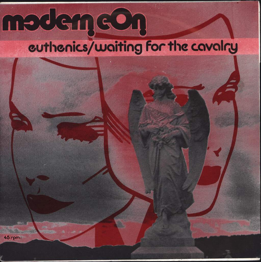 "Modern Eon: Euthenics / Waiting For The Cavalry, 7"" Single (Vinyl)"
