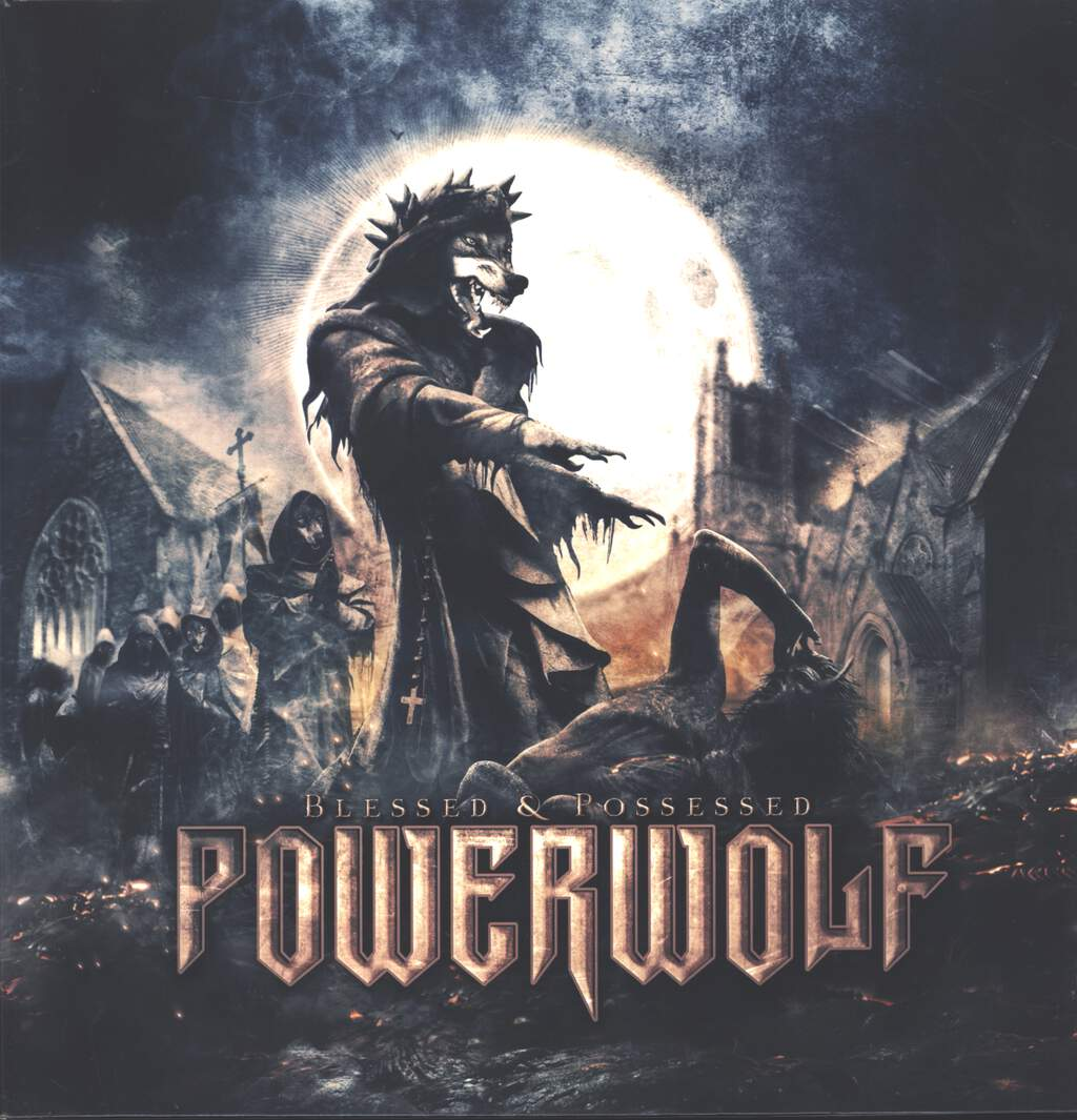Powerwolf: Blessed & Possessed, LP (Vinyl)