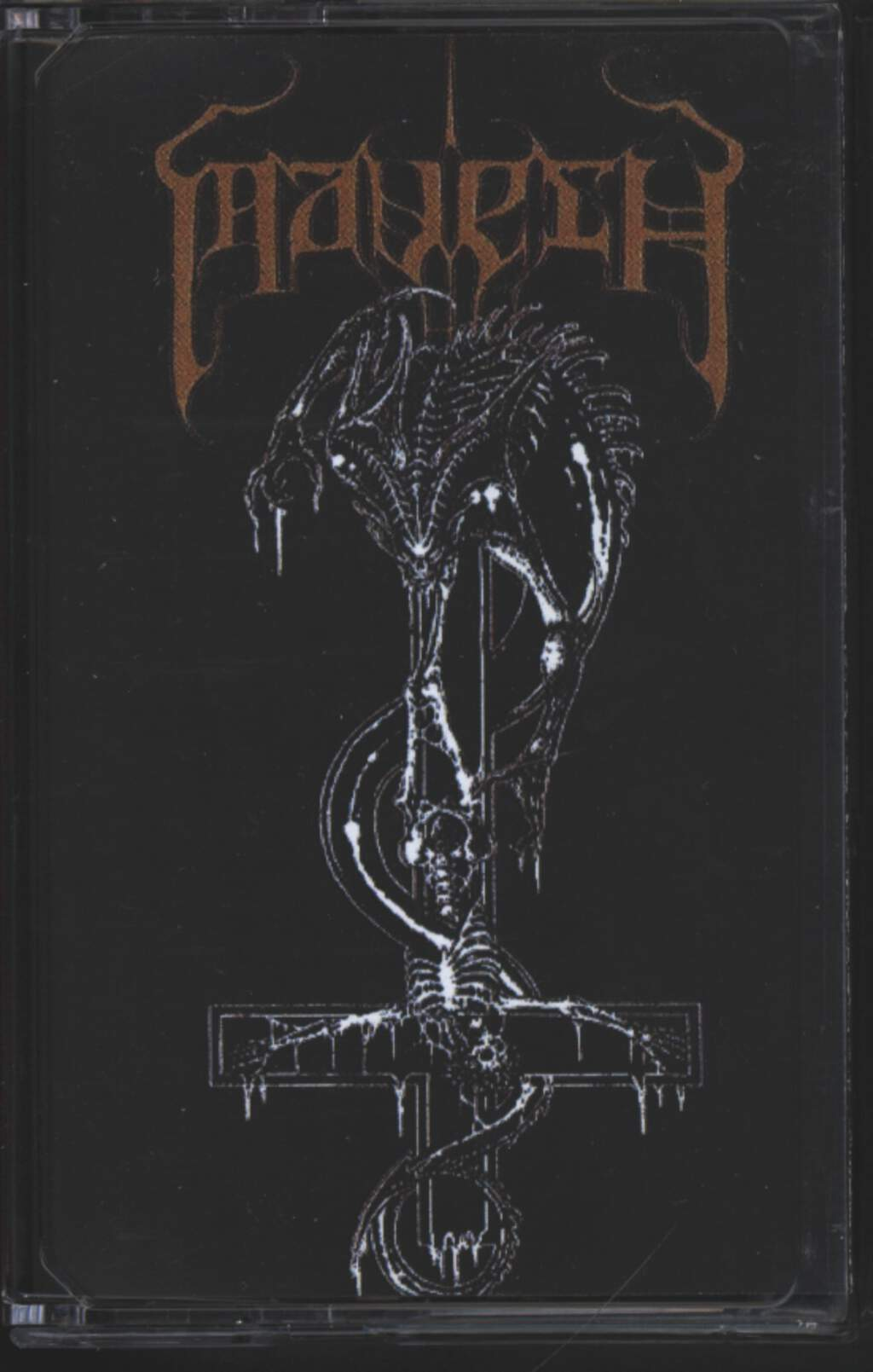 Maveth: Of Serpent And Shadow, Compact Cassette
