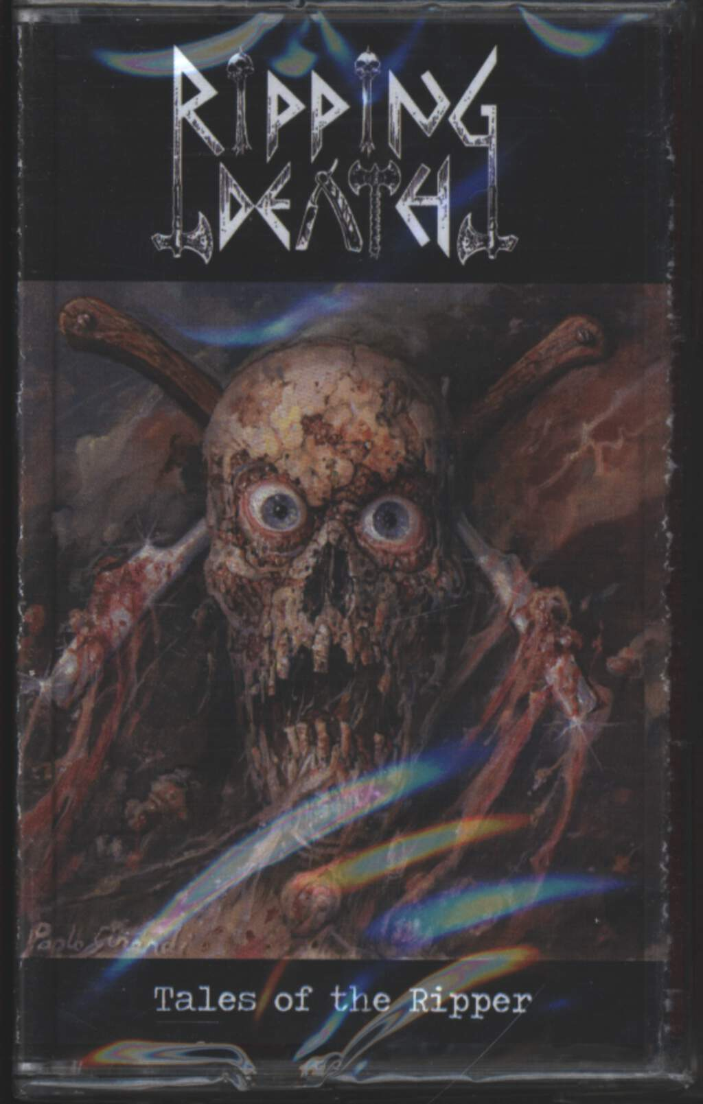 Ripping Death: Tales Of The Ripper, Compact Cassette