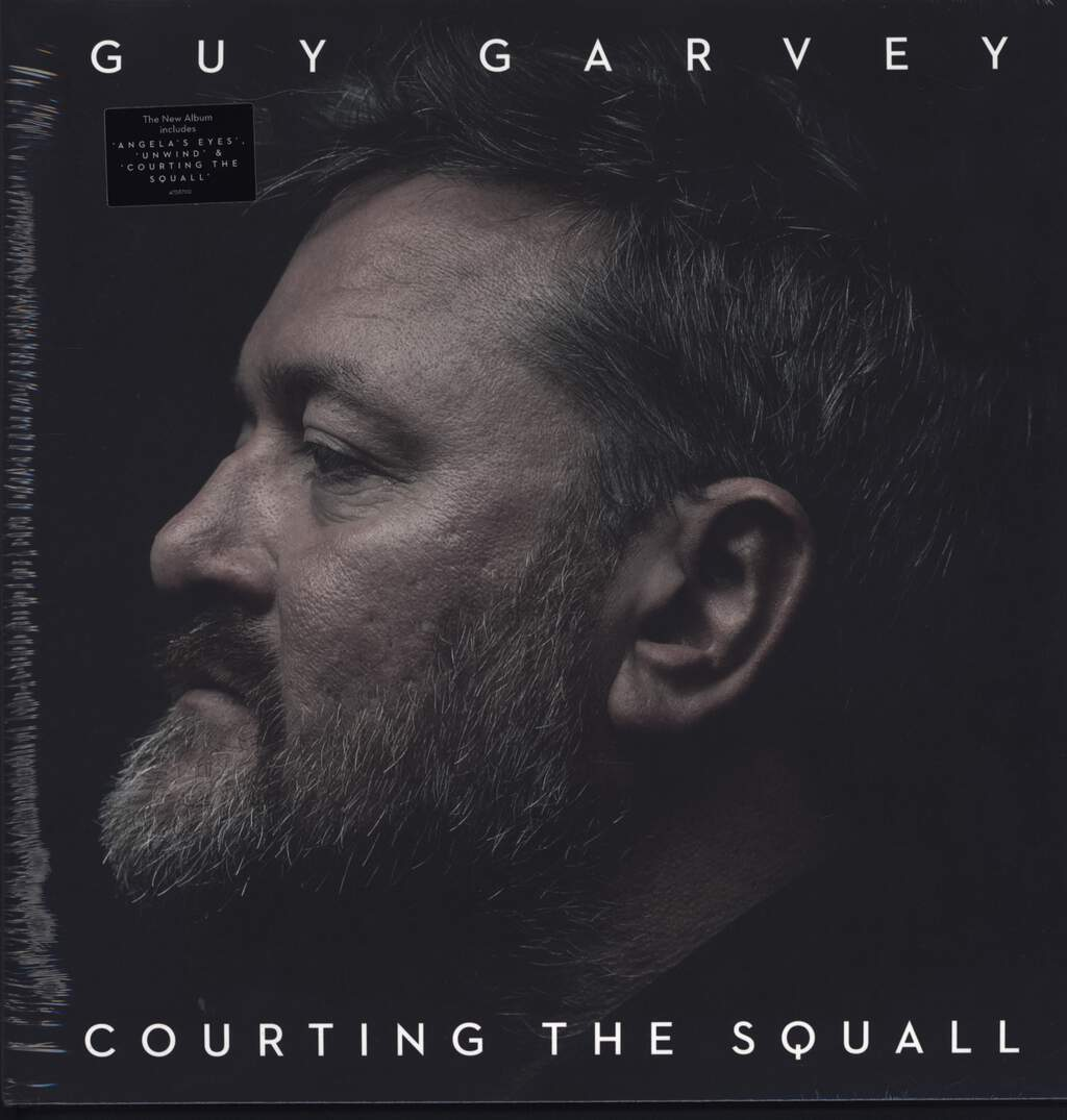 Guy Garvey: Courting The Squall, LP (Vinyl)